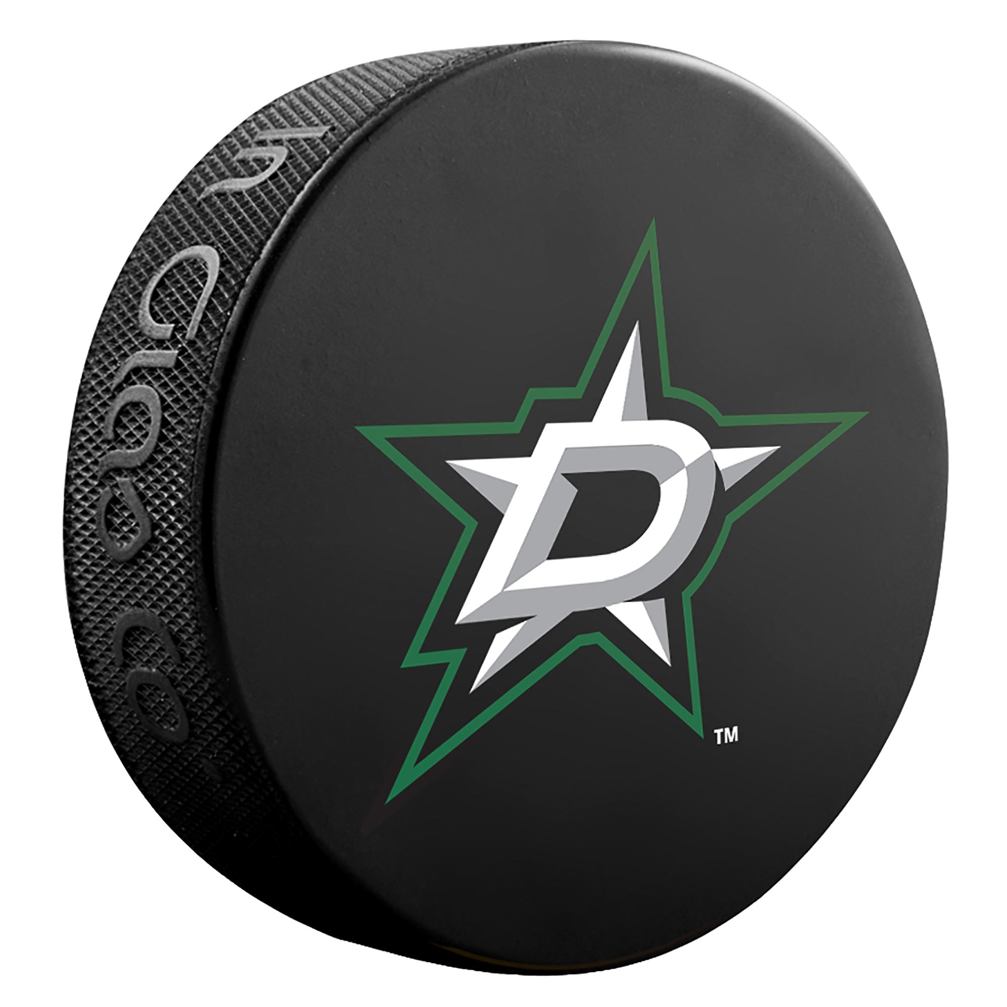 Dallas Stars Team Puck