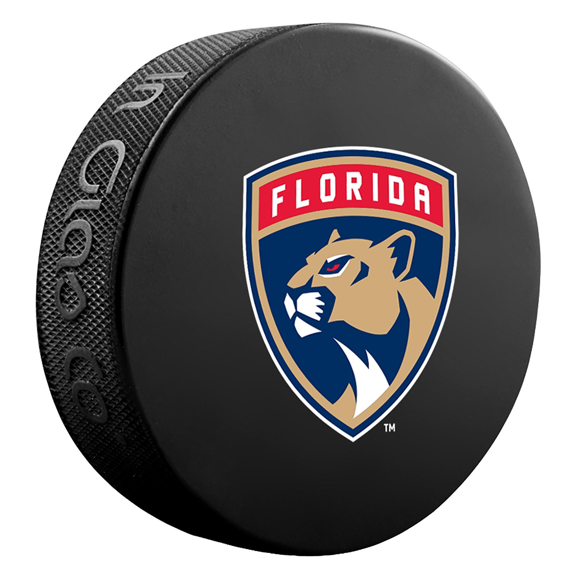 Florida Panthers Team Puck