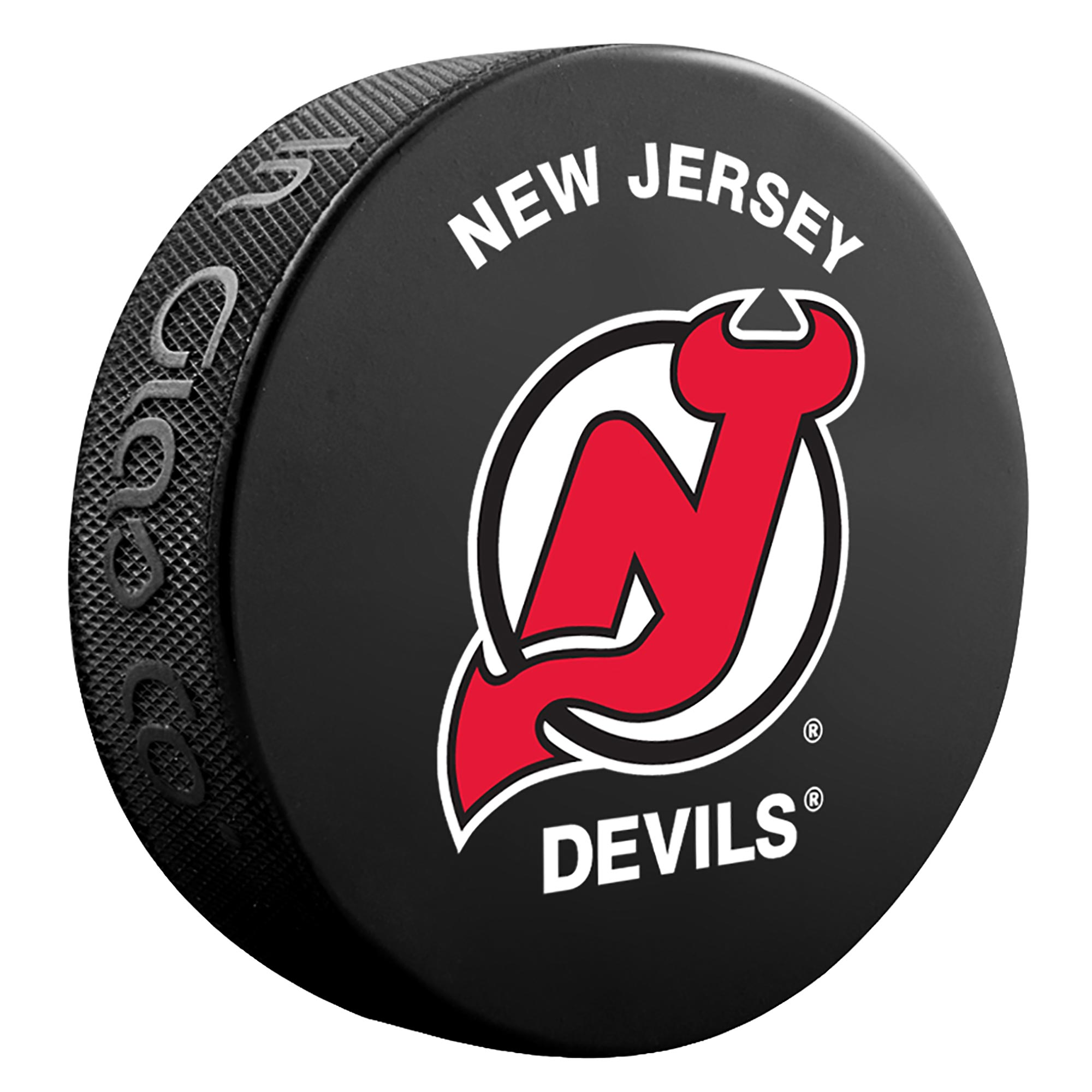 New Jersey Devils Team Puck