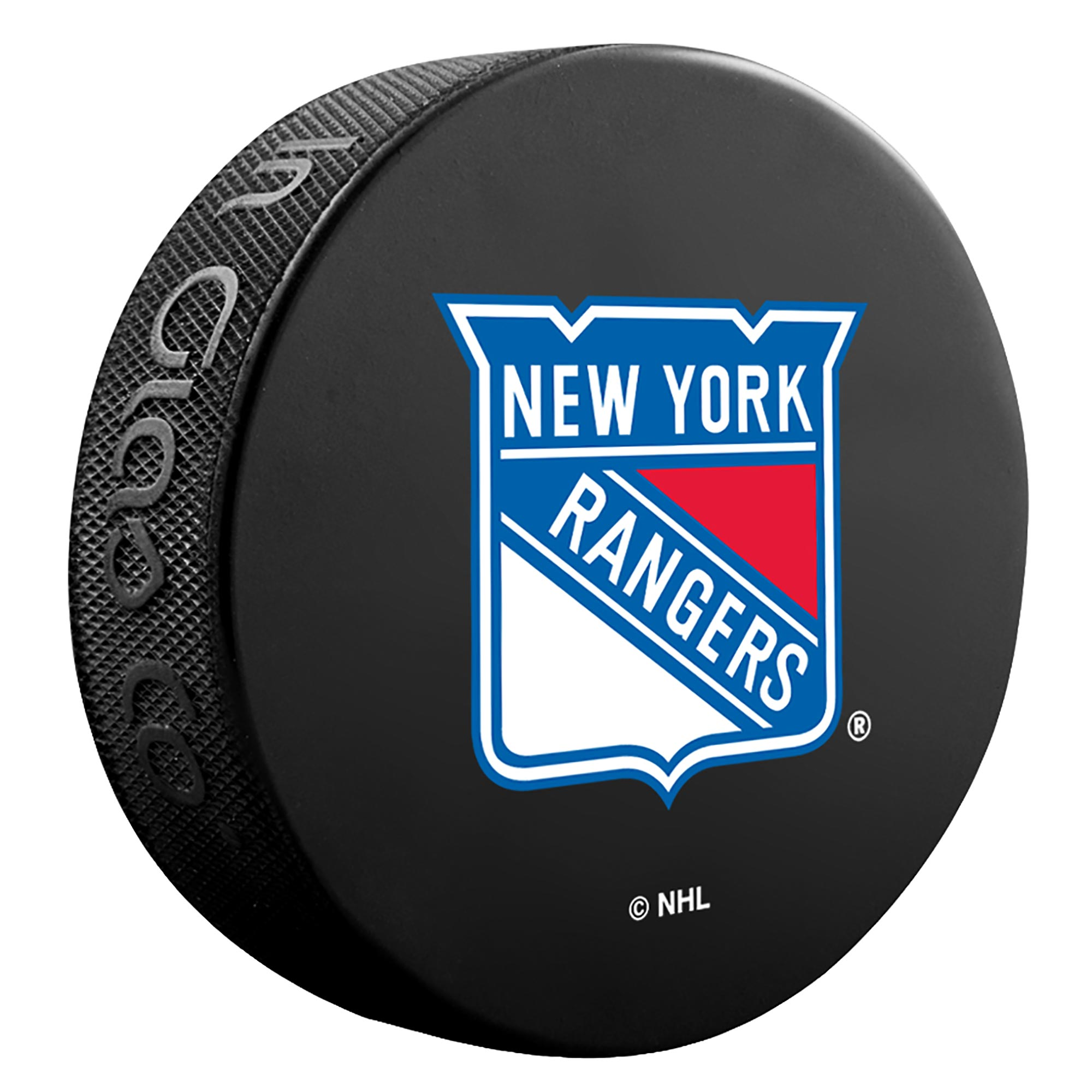 New York Rangers Team Puck