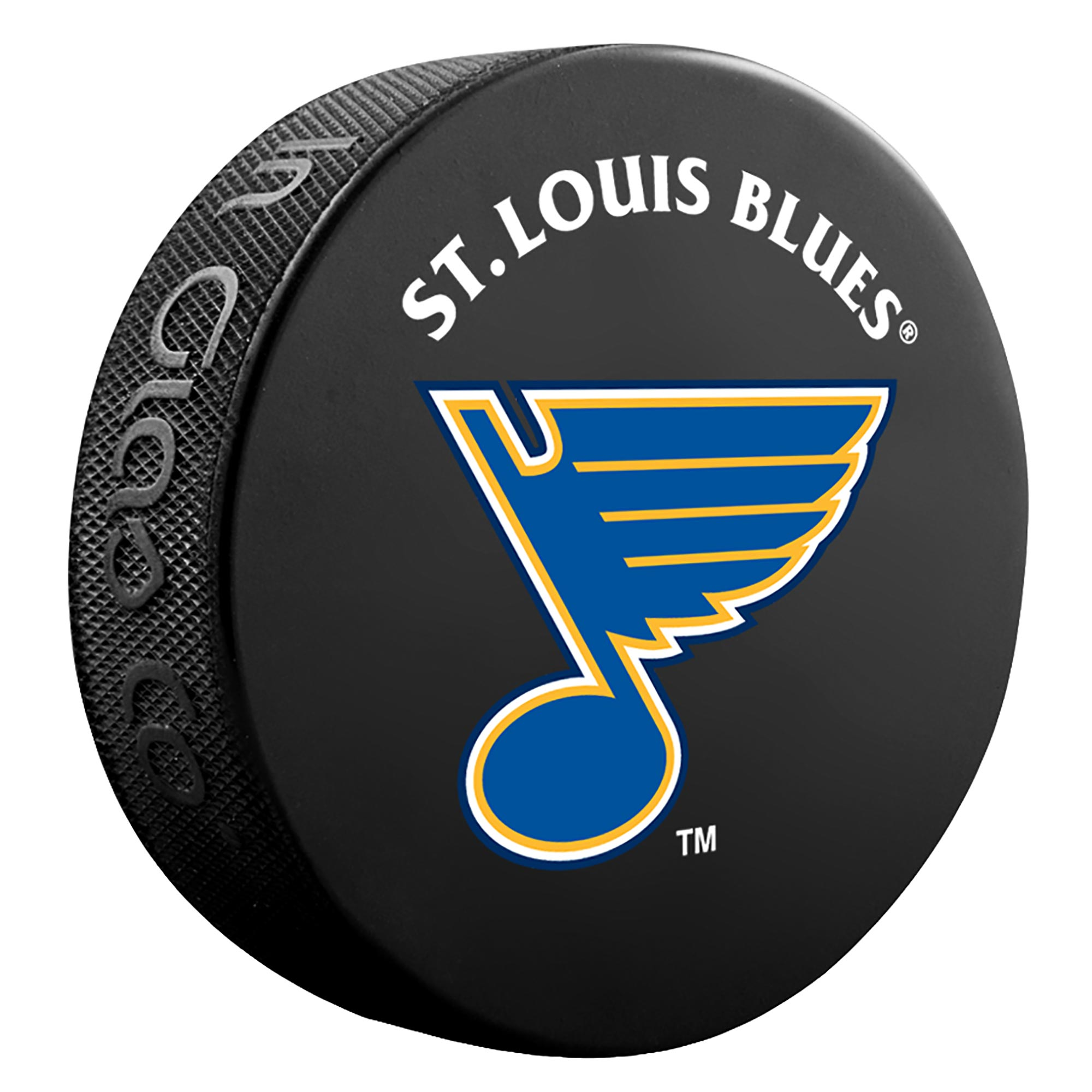 St. Louis Blues Team Puck
