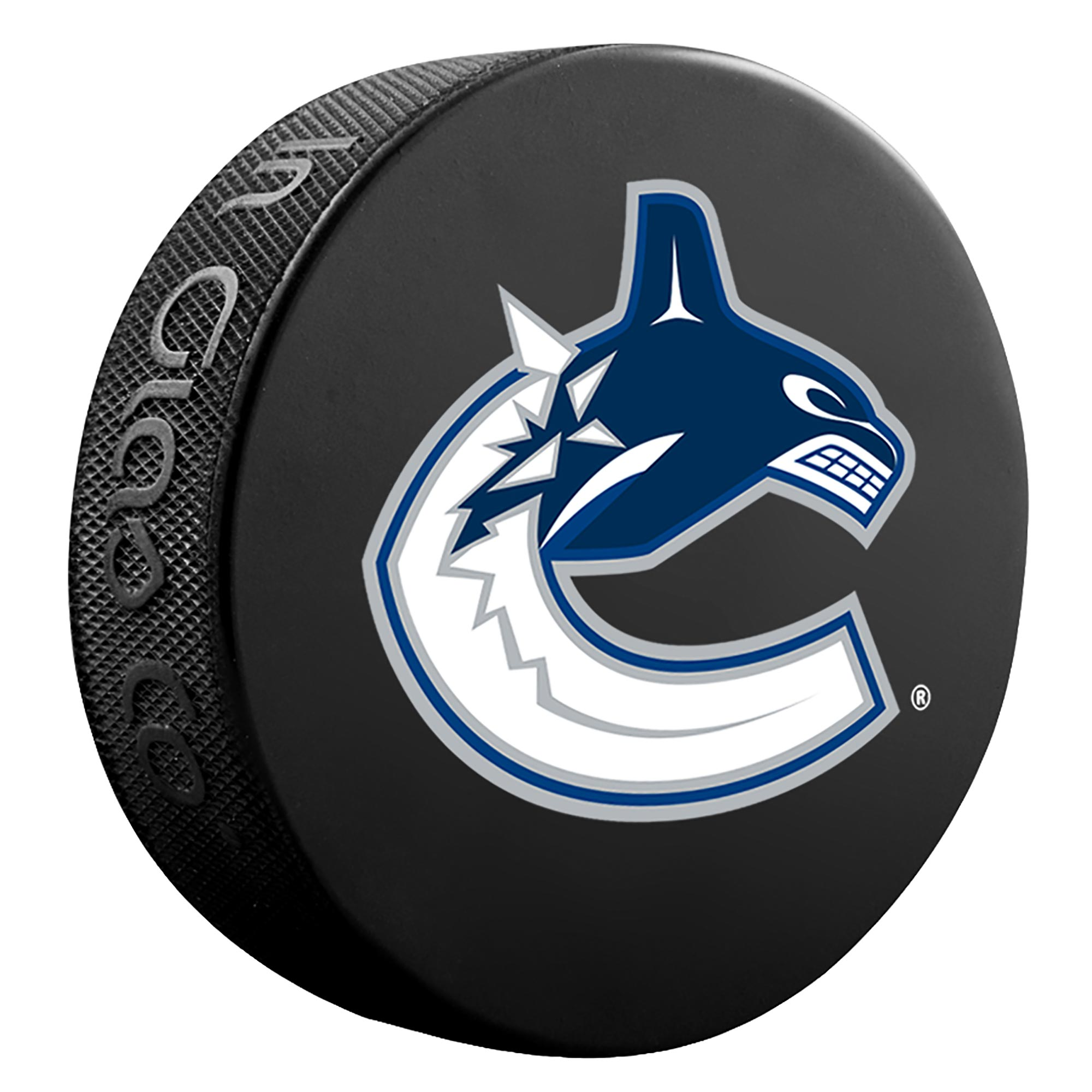 Vancouver Canucks Team Puck