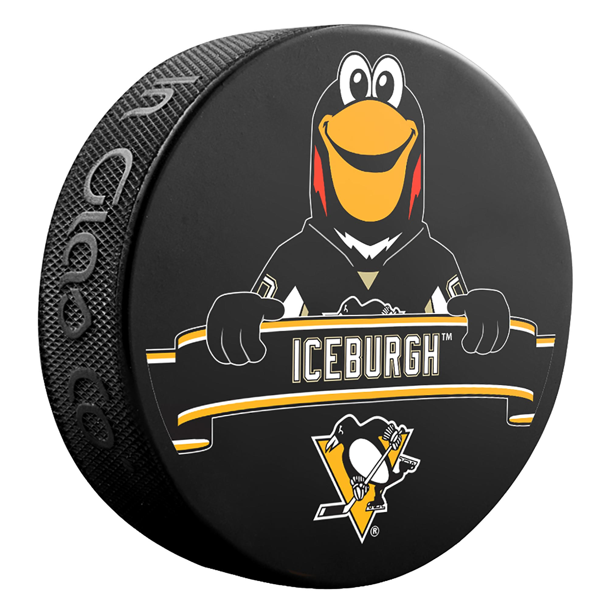Pittsburgh Penguins Mascot Puck