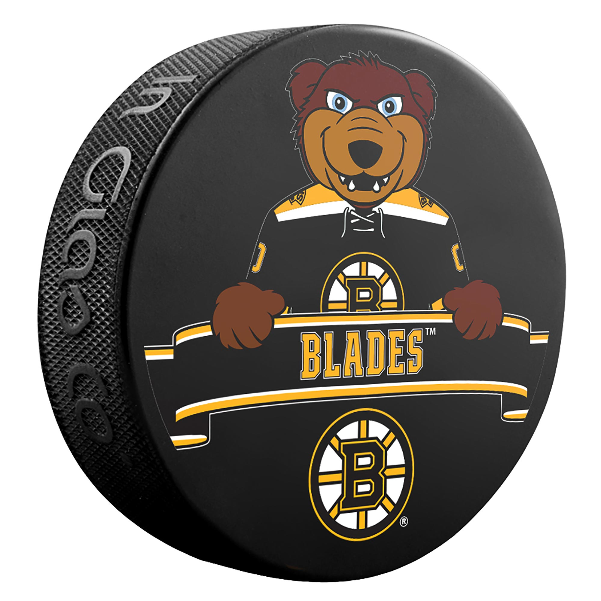 Boston Bruins Mascot Puck
