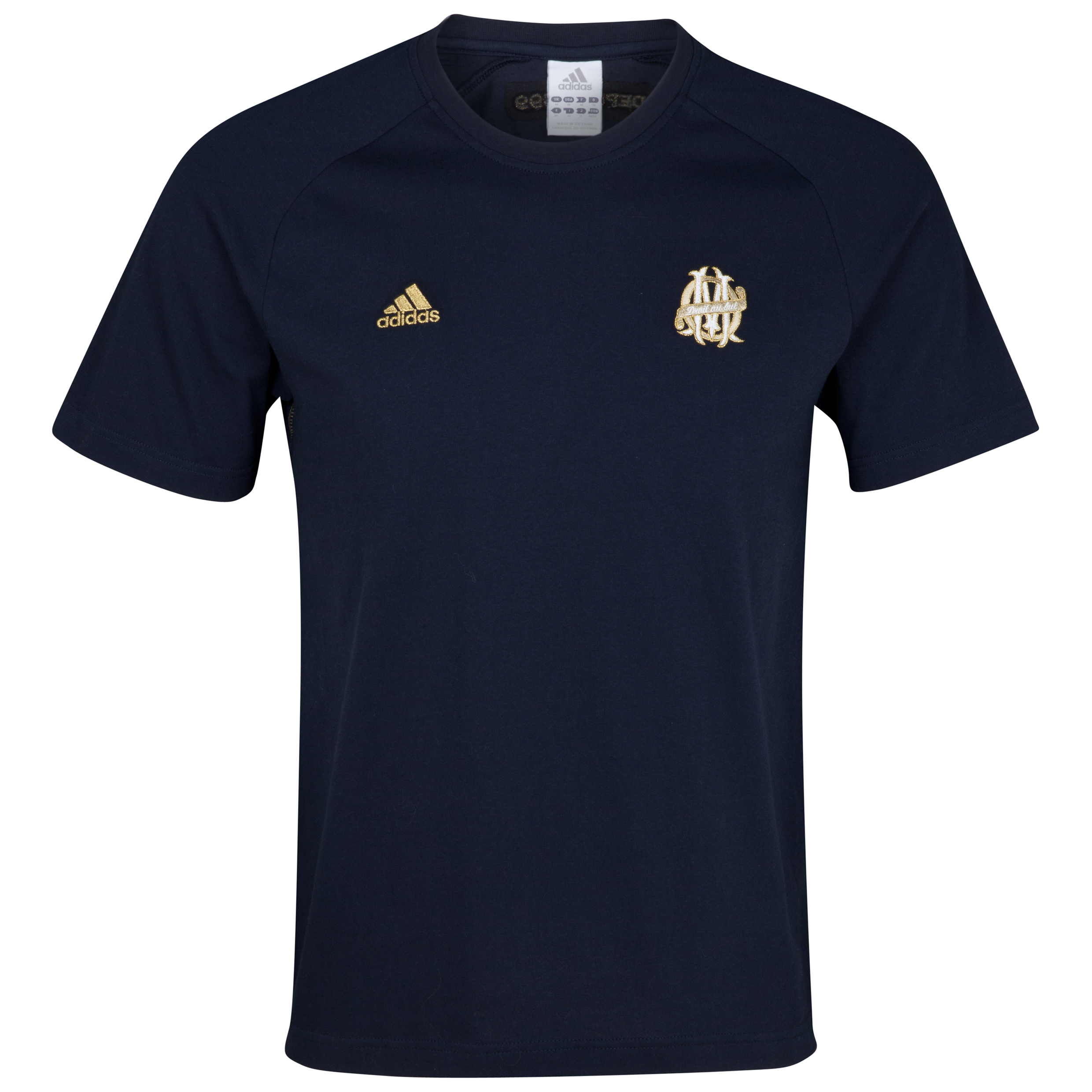 Olympique de Marseille Lifestyle T-Shirt - Dark Blue