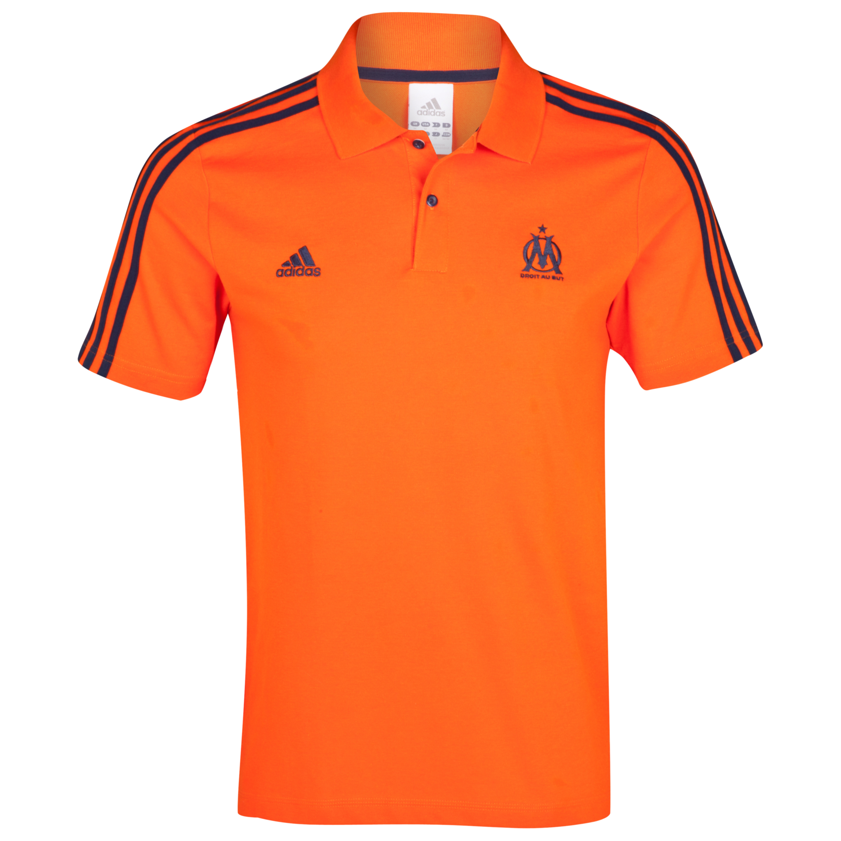 Polo Olympique de Marseille - Orange - Homme