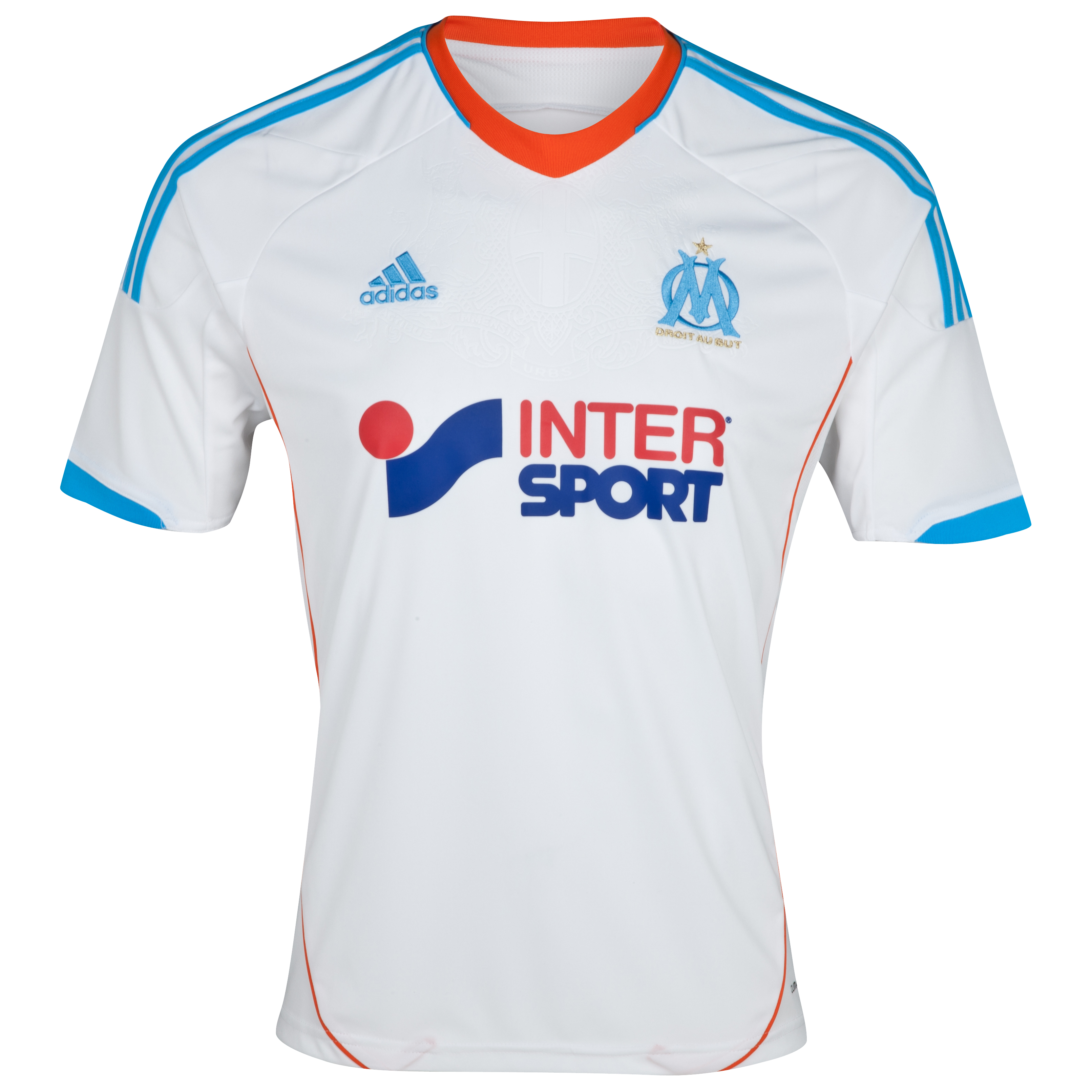 Olympique de Marseille Replica Home Shirt 2012/13 Junior