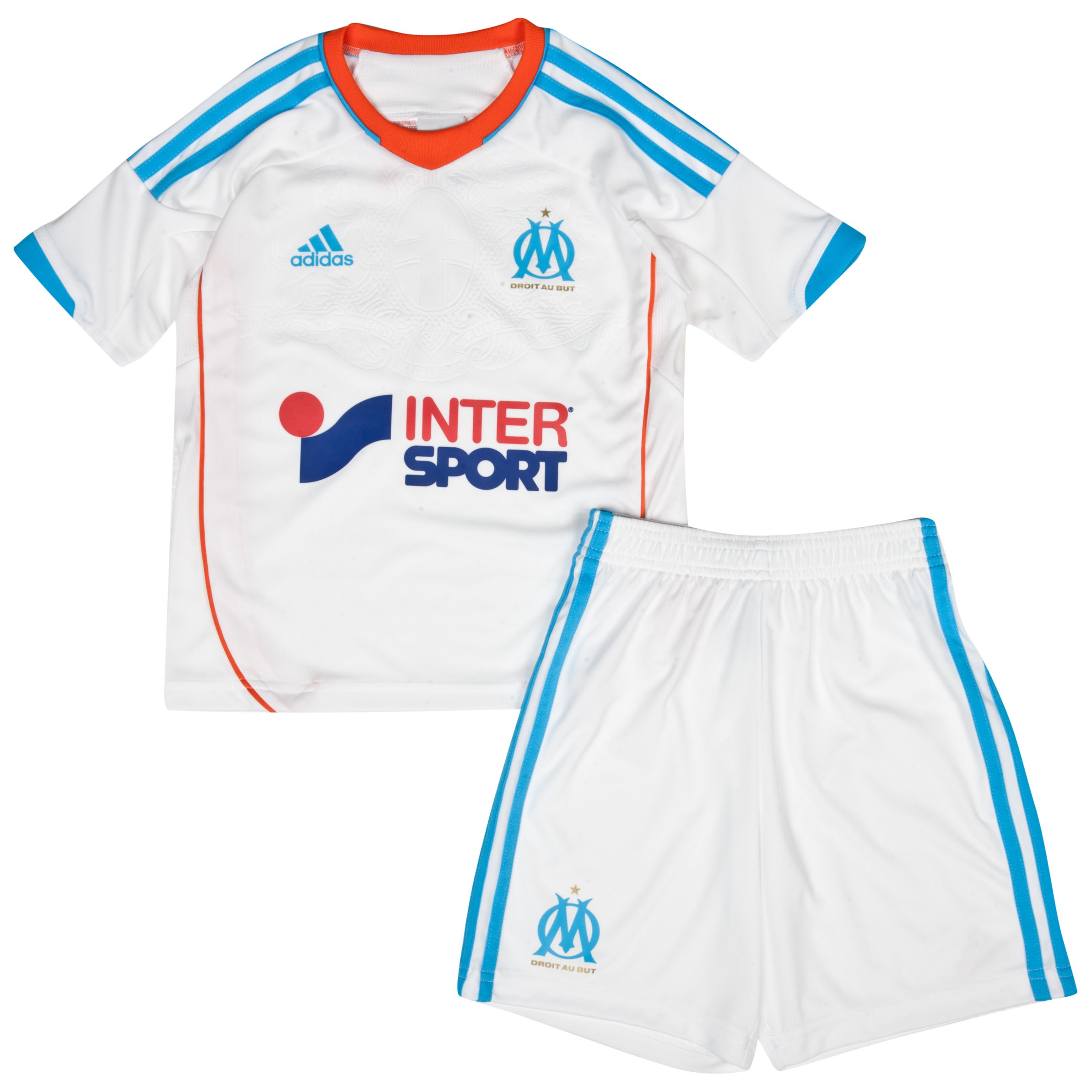 Olympique de Marseille Home Minikit 2012/13 Infant