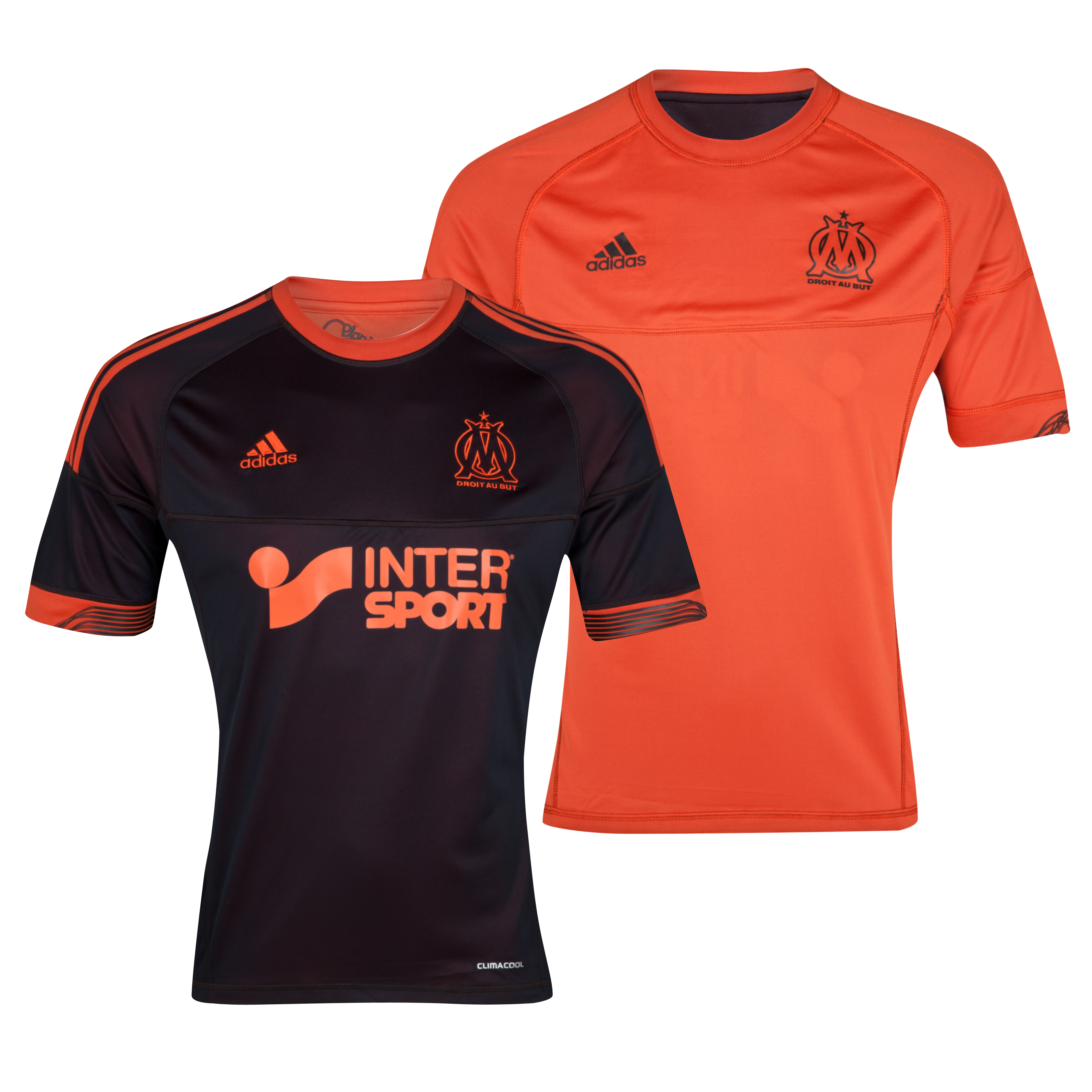Olympique de Marseille Replica Third Shirt 2012/13