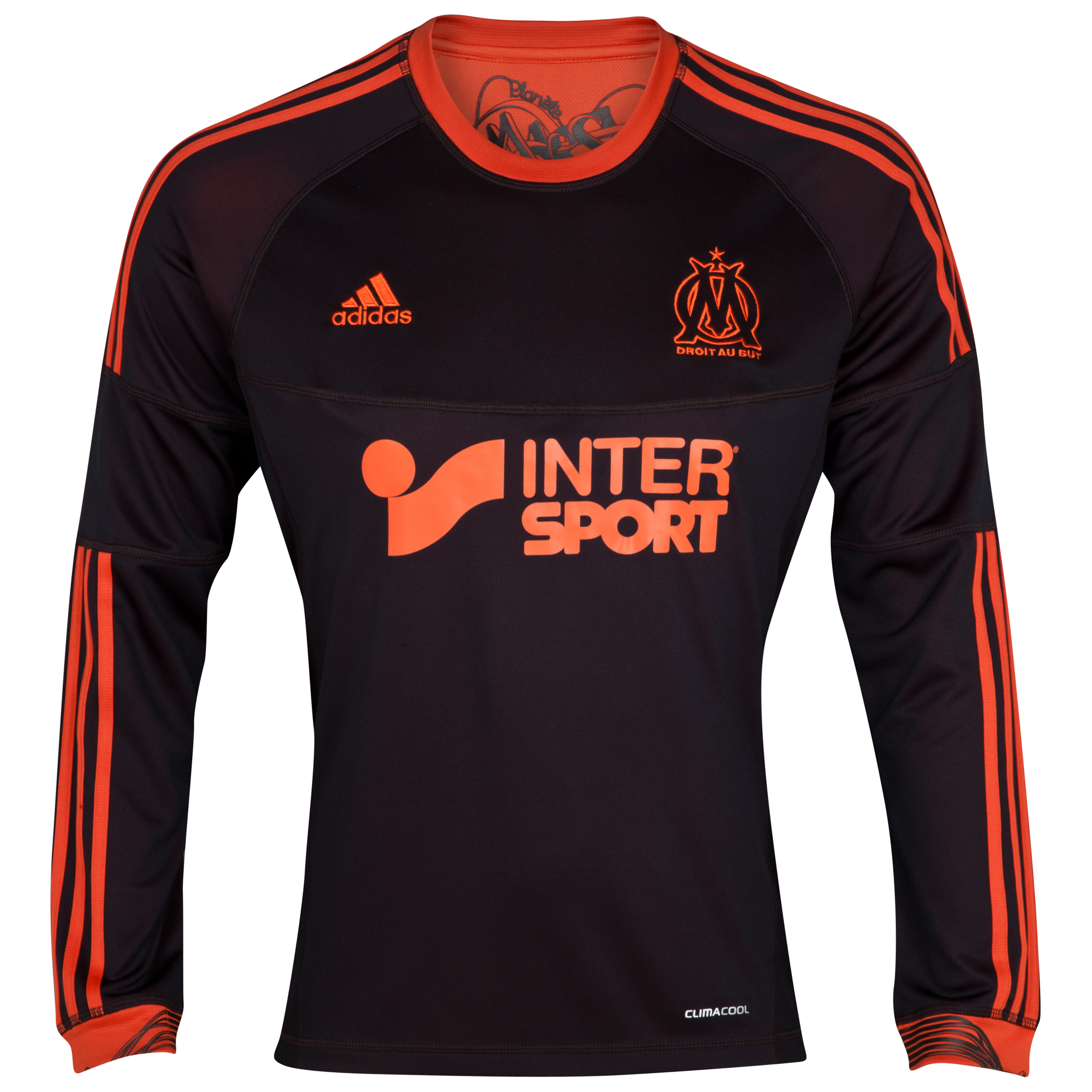 Olympique de Marseille Replica Third Shirt 2012/13 - Long Sleeved
