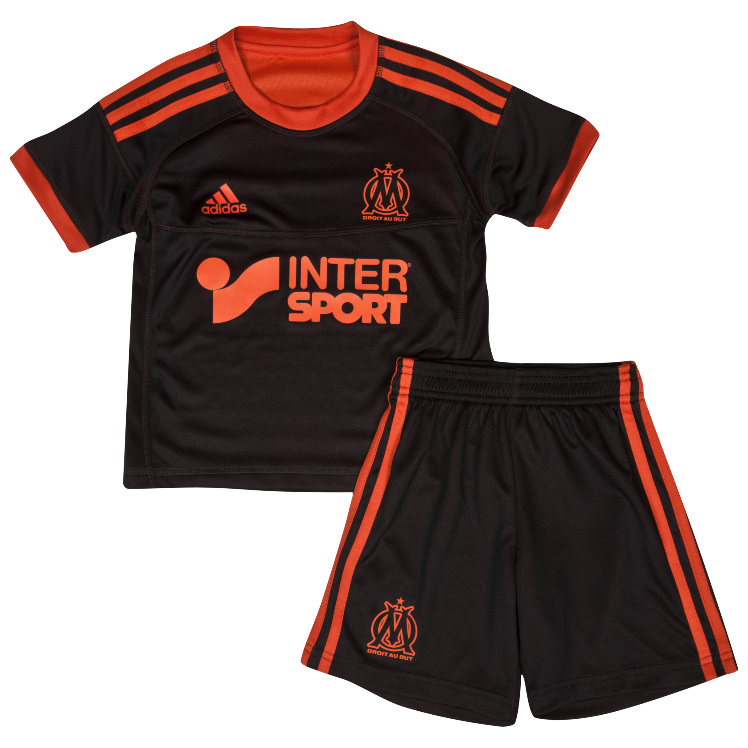 Olympique de Marseille Third Minikit 2012/13 - Infant