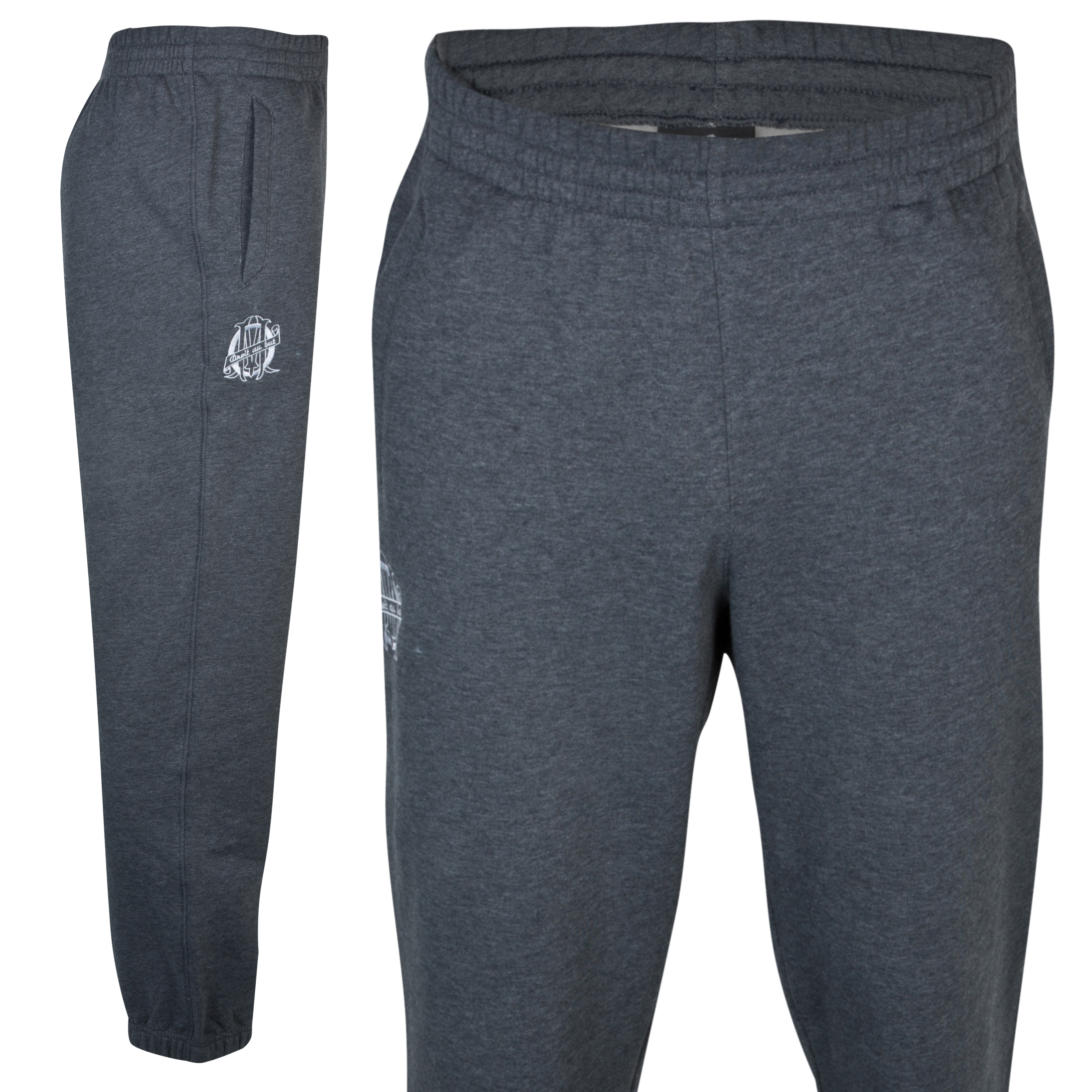 Olympique de Marseille Essential Pant - Grey