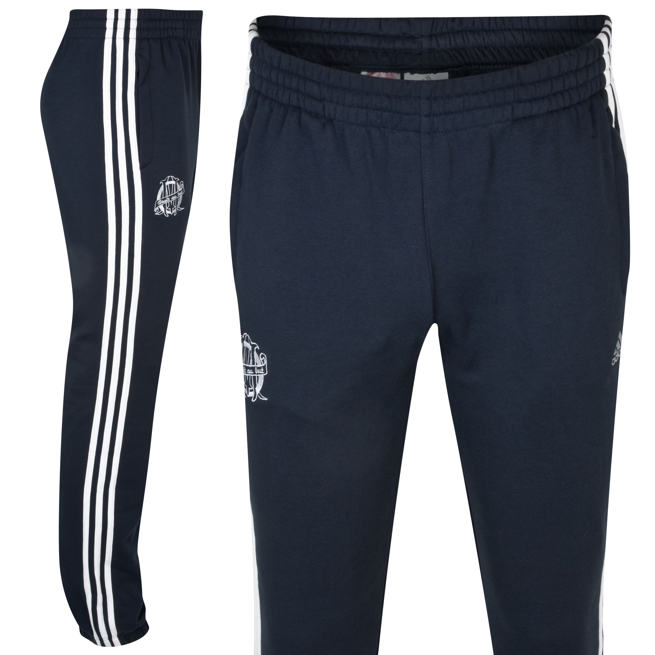 Olympique de Marseille Pant - Dark Blue - Junior