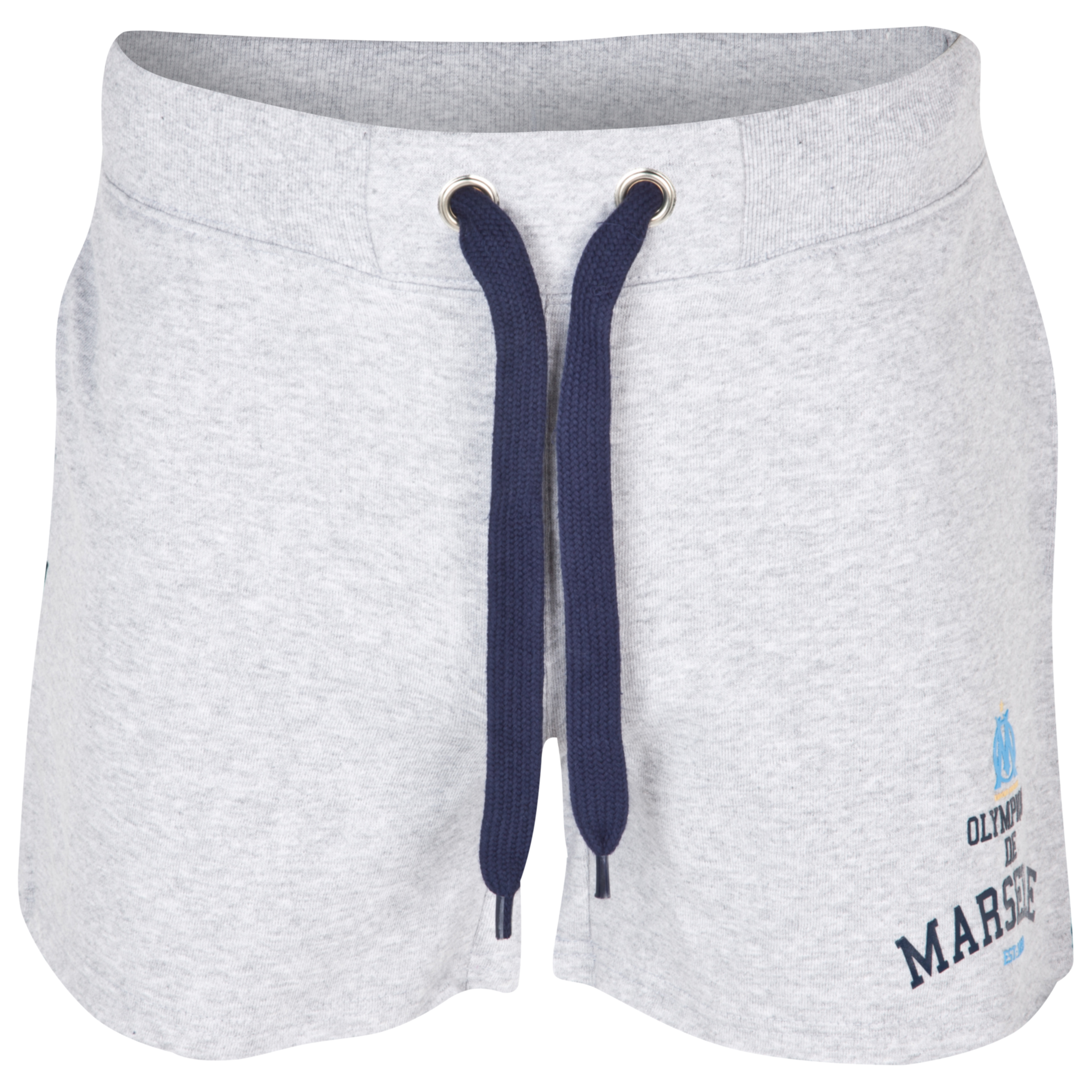 Short Athletique Olympique de Marseille - Gris - Femme
