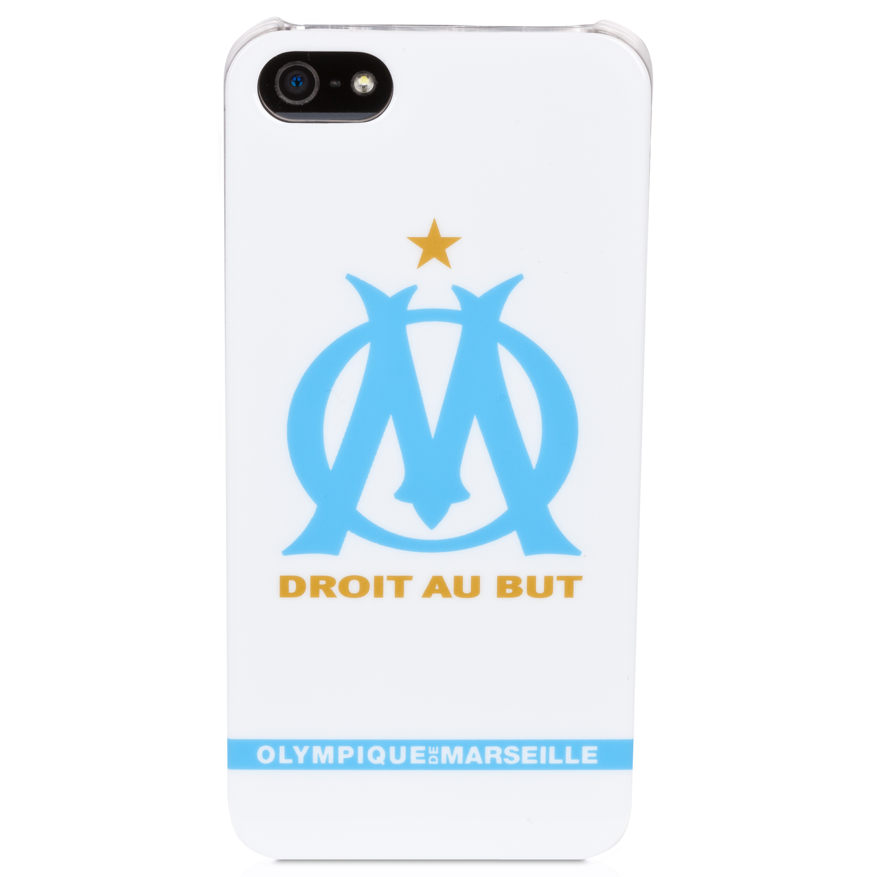 Olympique de Marseille Iphone 5 Hard Case