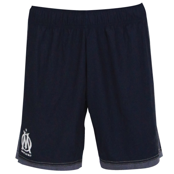 Olympique de Marseille Away Shorts 2013/14 - Kids Lt Blue