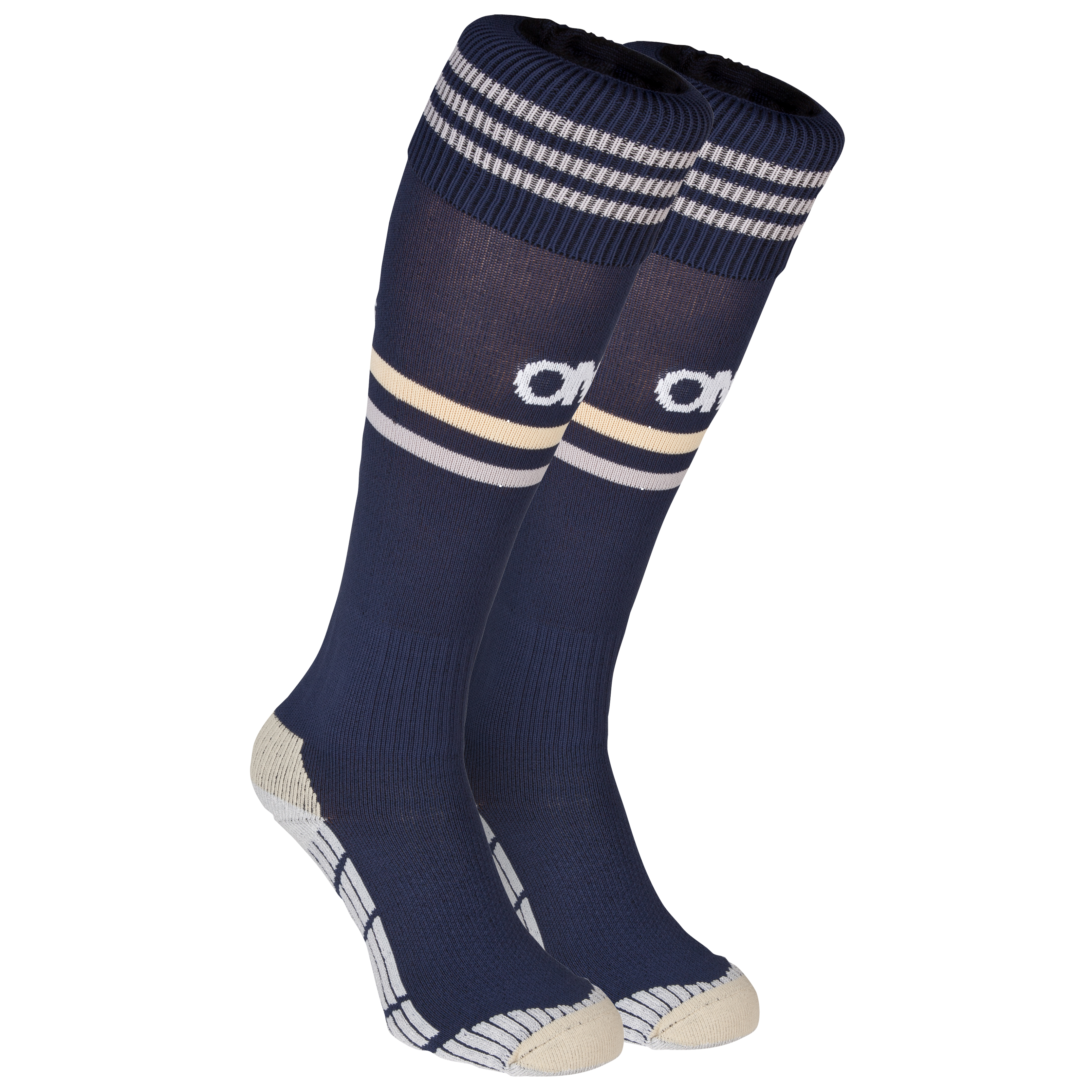 Olympique de Marseille Away Sock 2013/14 - Mens Lt Blue