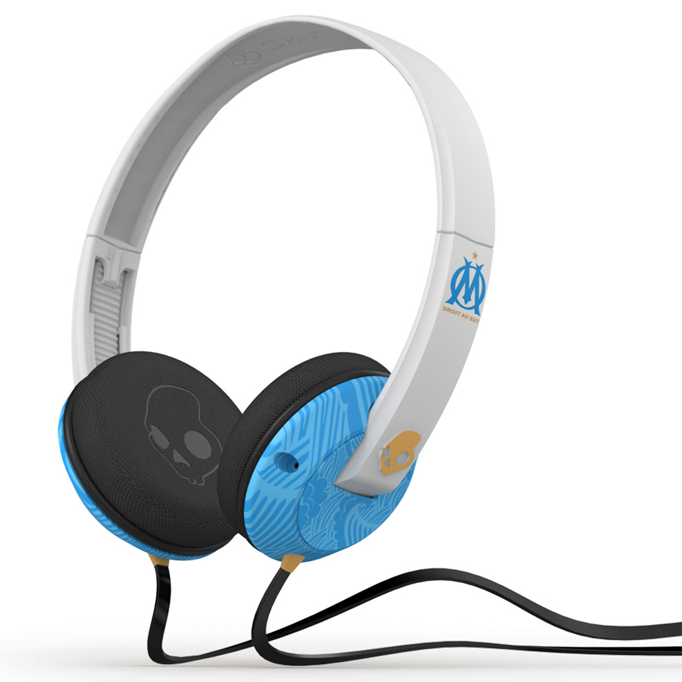 Casque Audio Skullcandy Uprock Olympique de Marseille