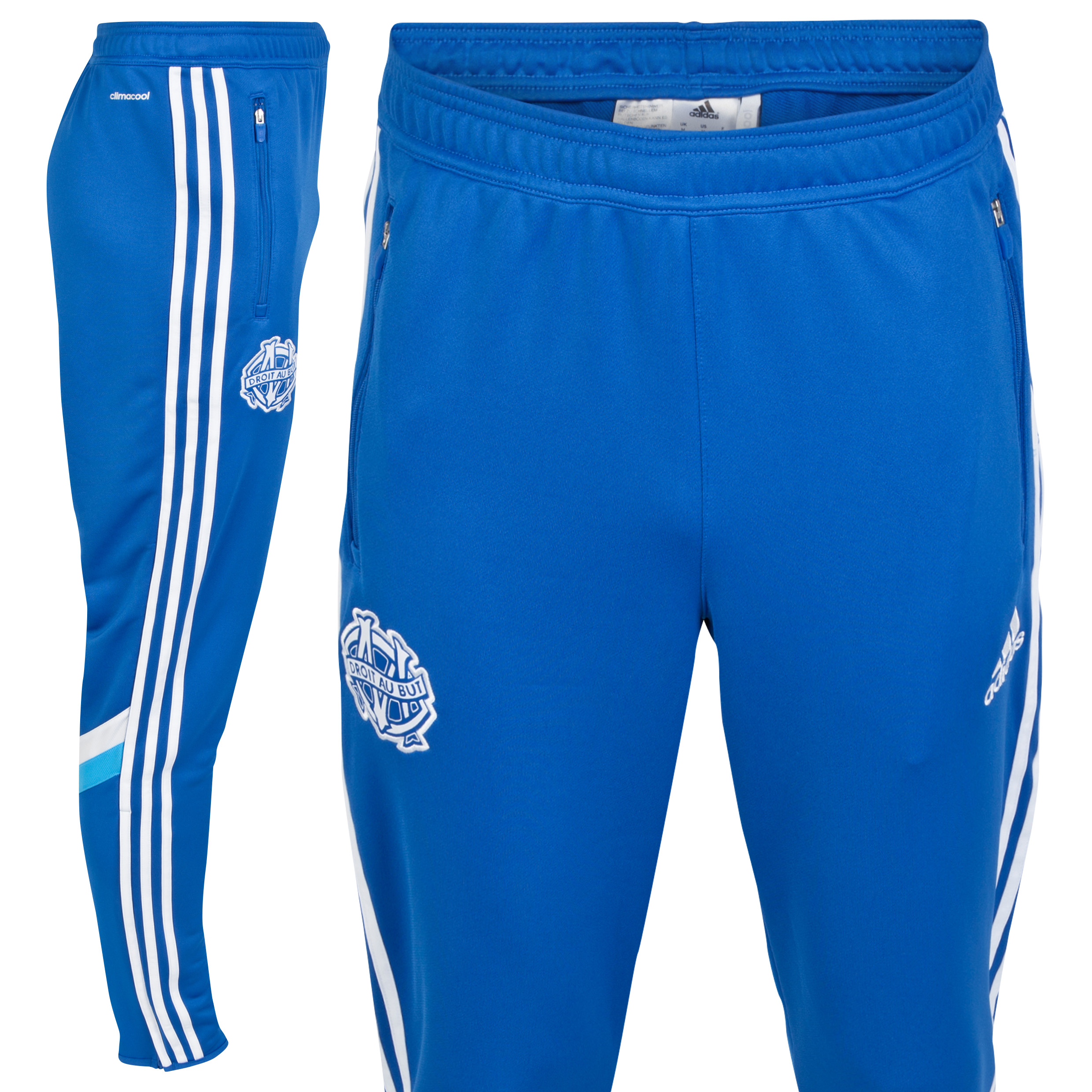 Olympique de Marseille Training Pant Lt Blue