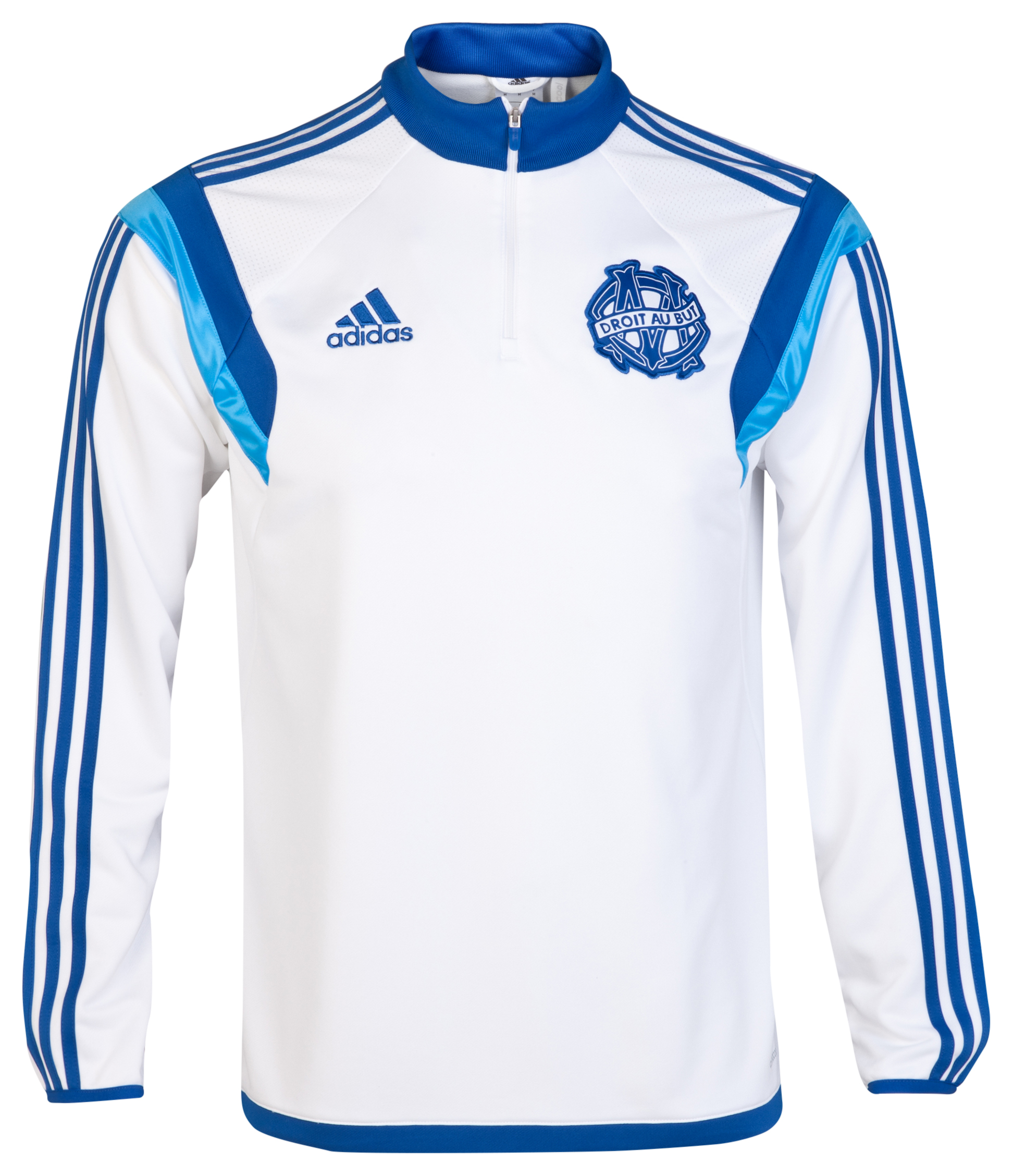 Olympique de Marseille Training Top - Junior White