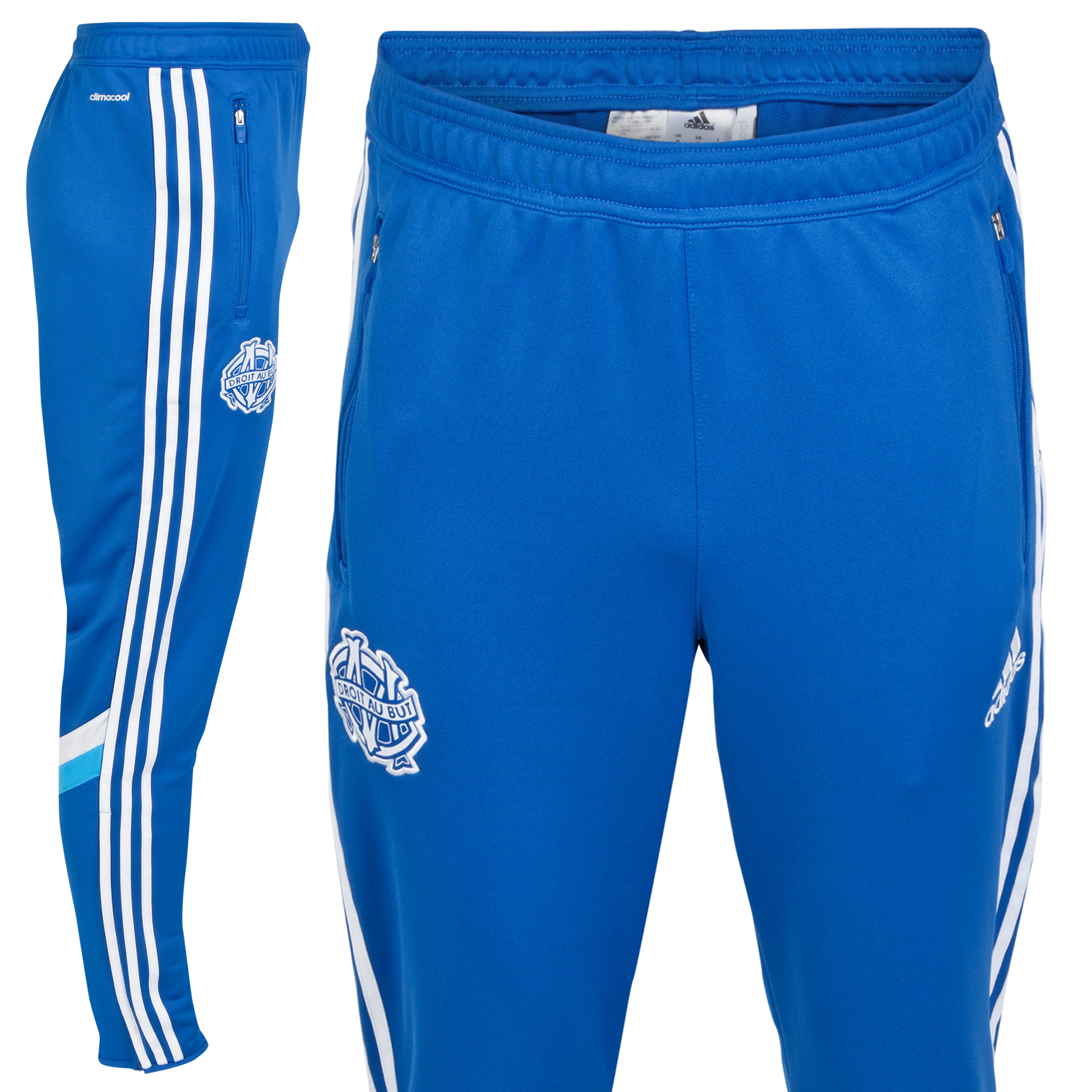 Olympique de Marseille Training Pant - Junior Lt Blue