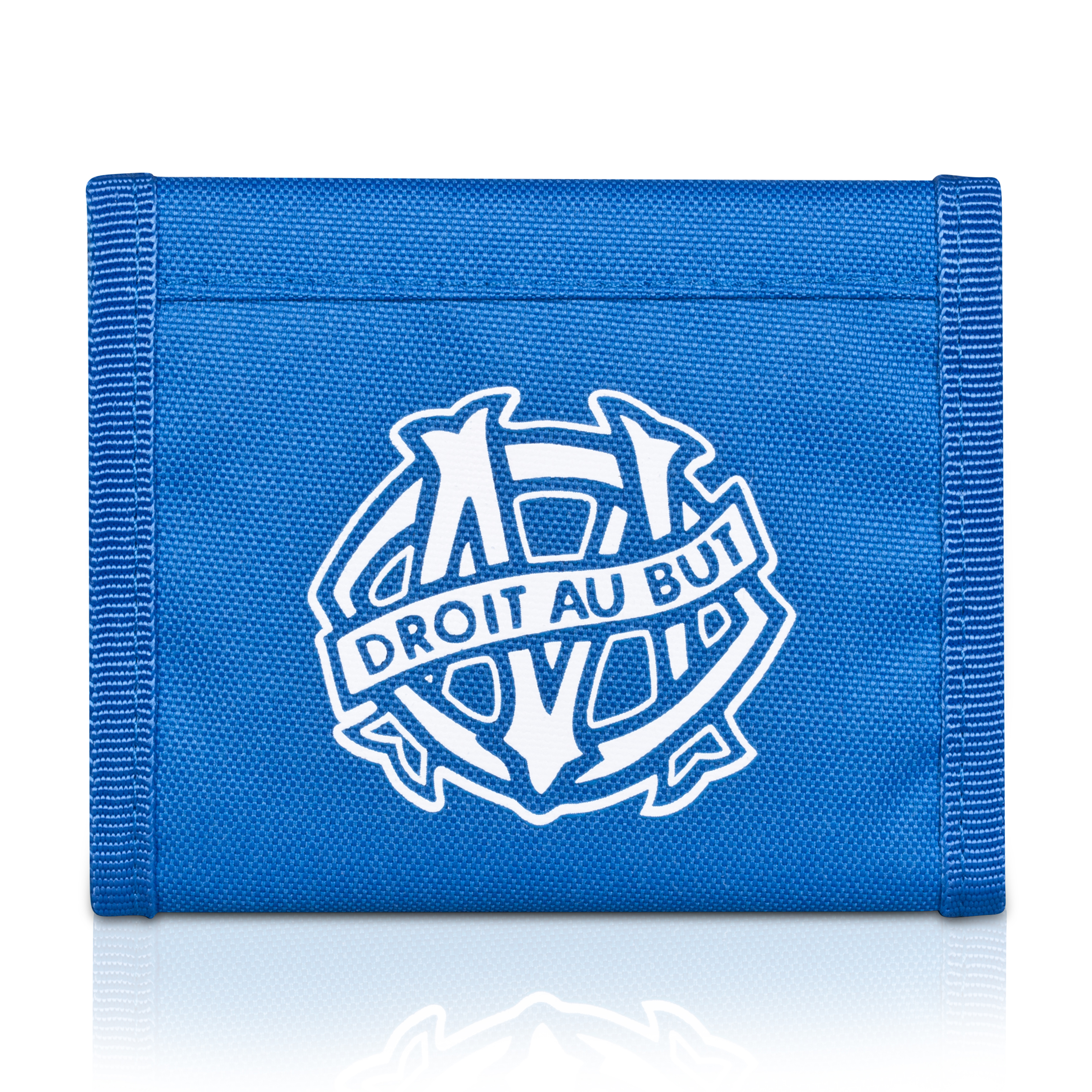 Olympique de Marseille Wallet Blue