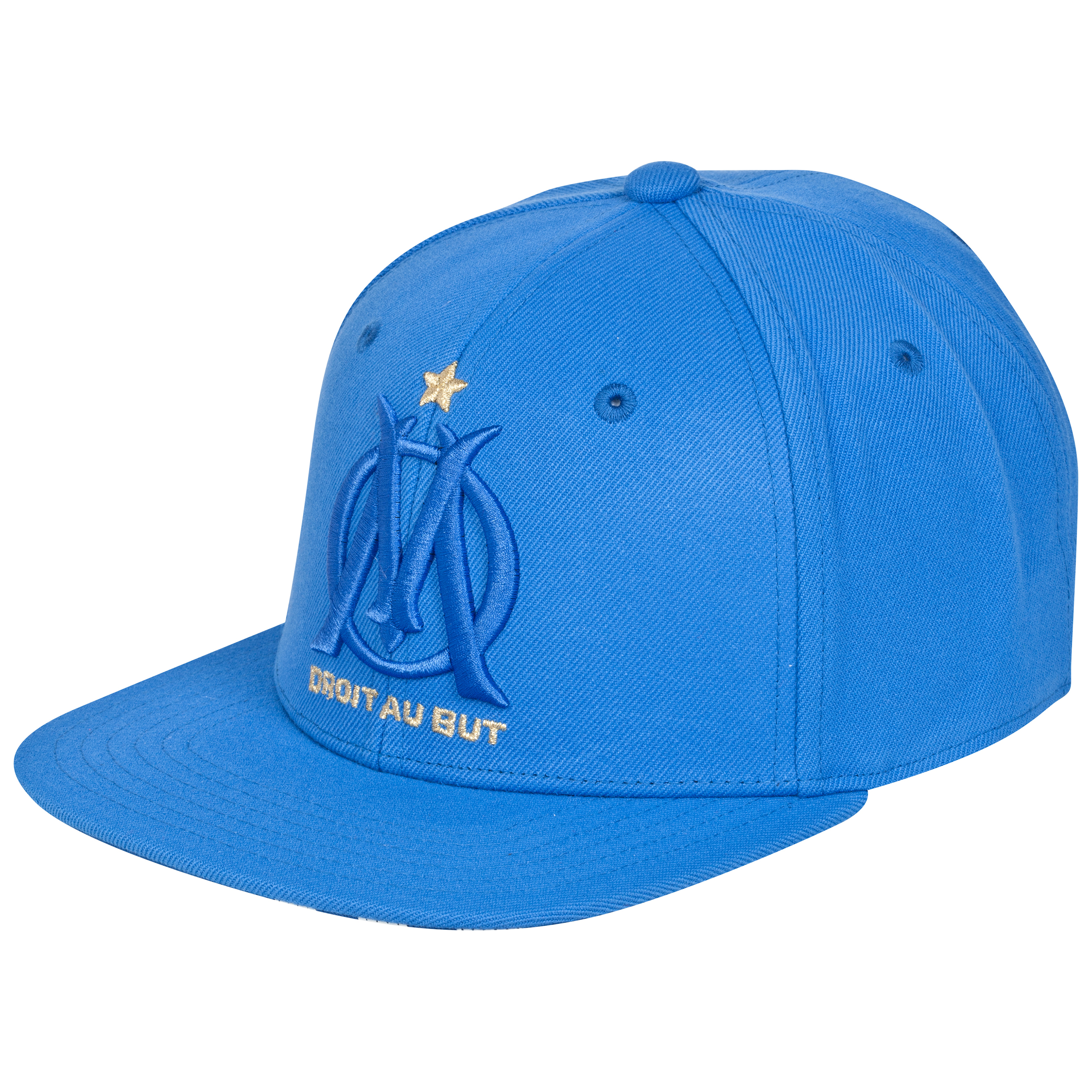 Olympique de Marseille Anthem Cap Blue