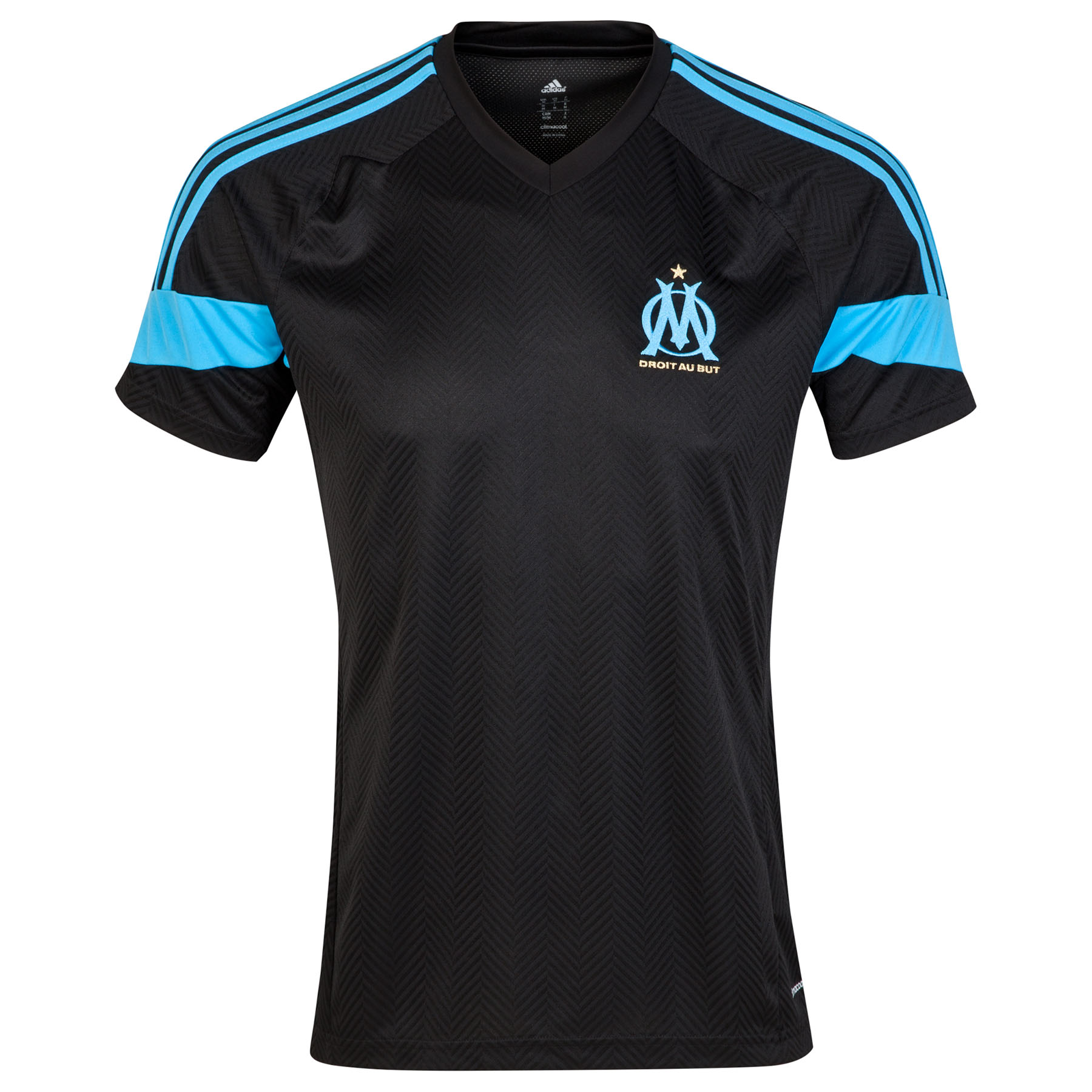 Olympique de Marseille Euro Training Jersey Black