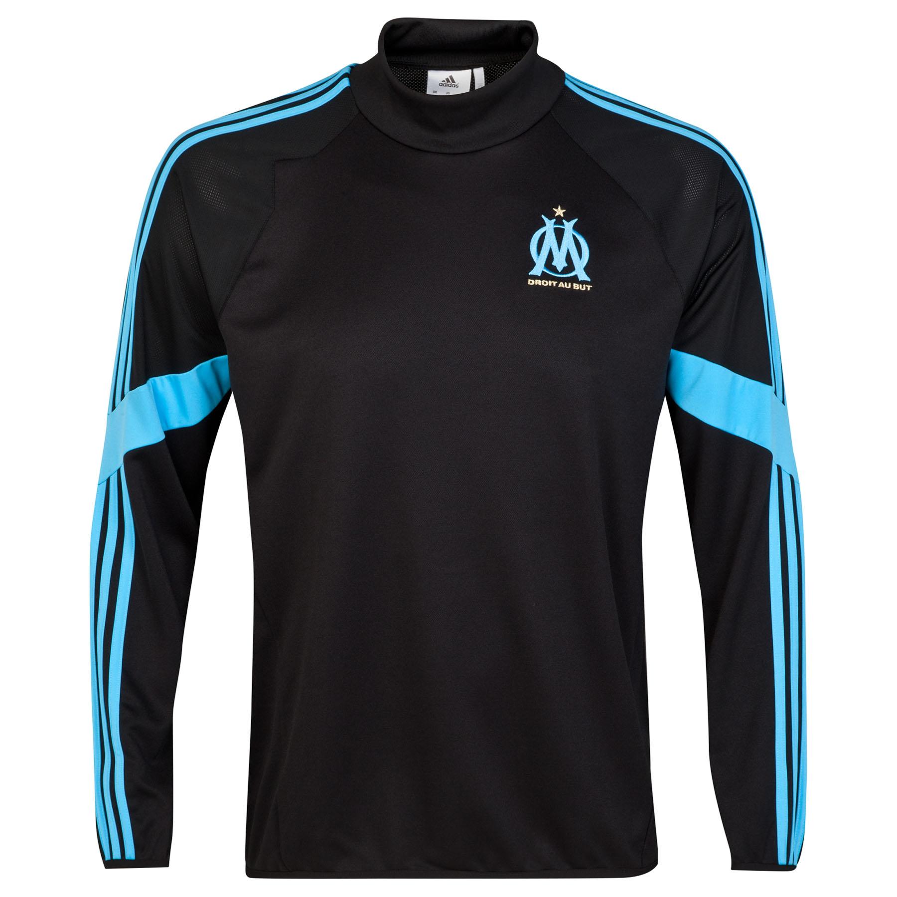 Olympique de Marseille Euro Training Top Black