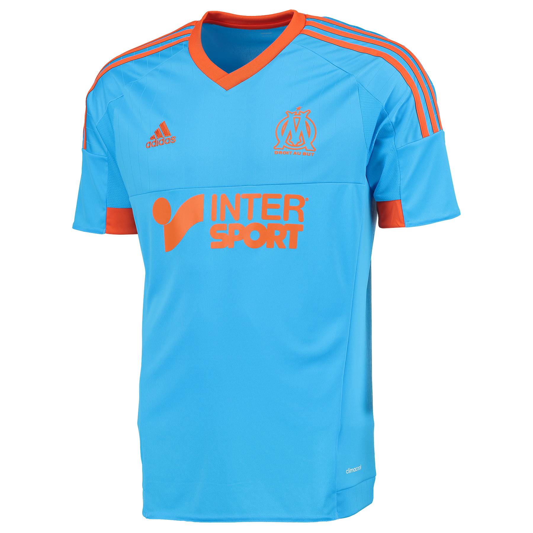 Olympique de Marseille 4th Shirt Short Sleeve