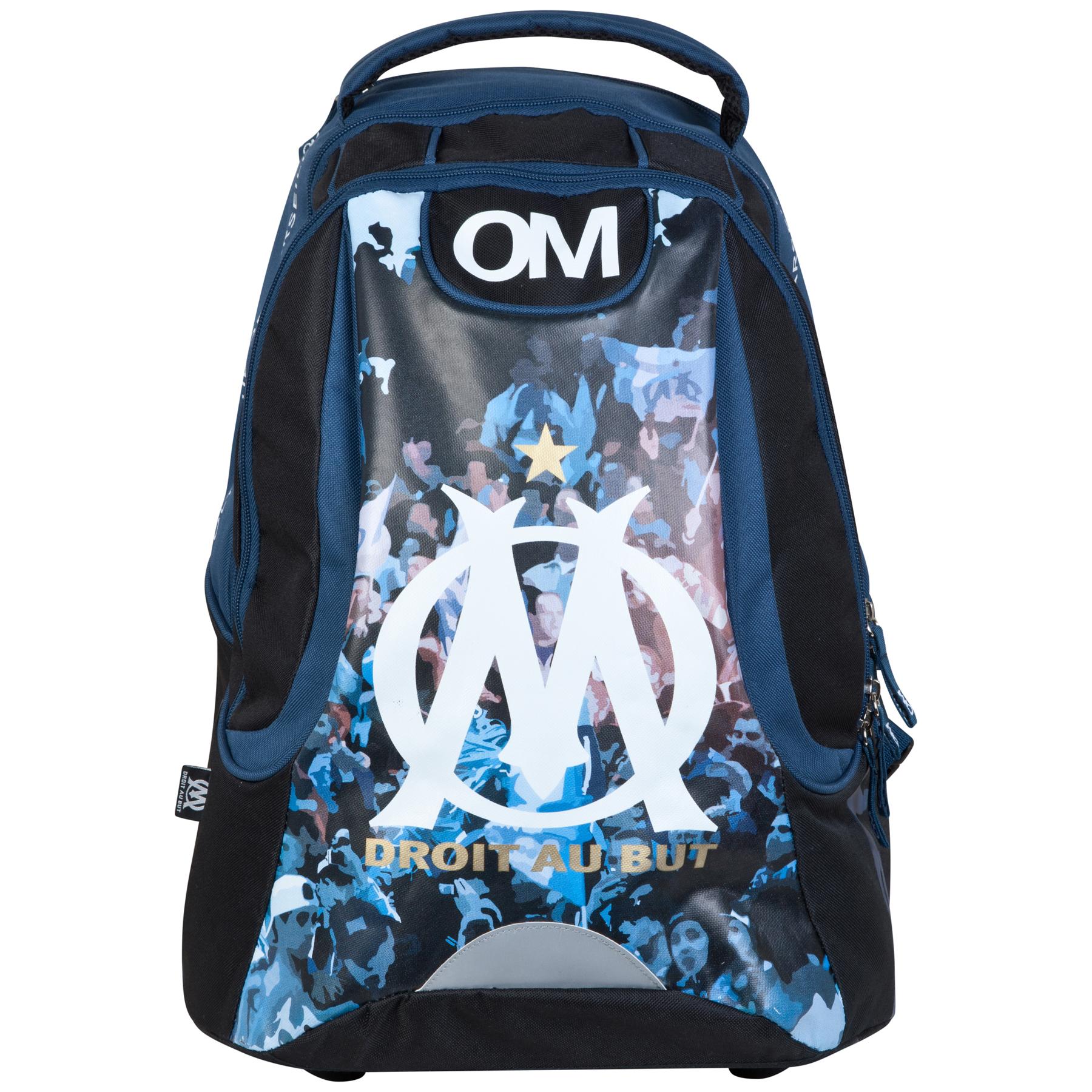 Olympique de Marseille Trolley Backpack 47cm