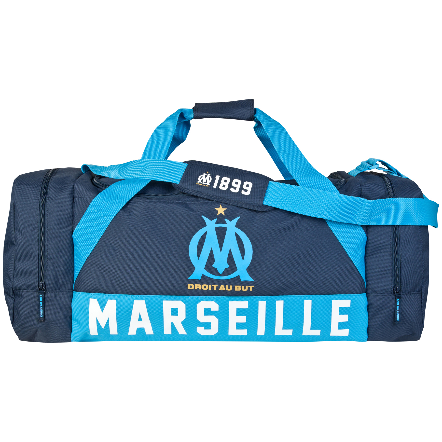 Olympique de Marseille Holdall  NavyBlue  Large Navy