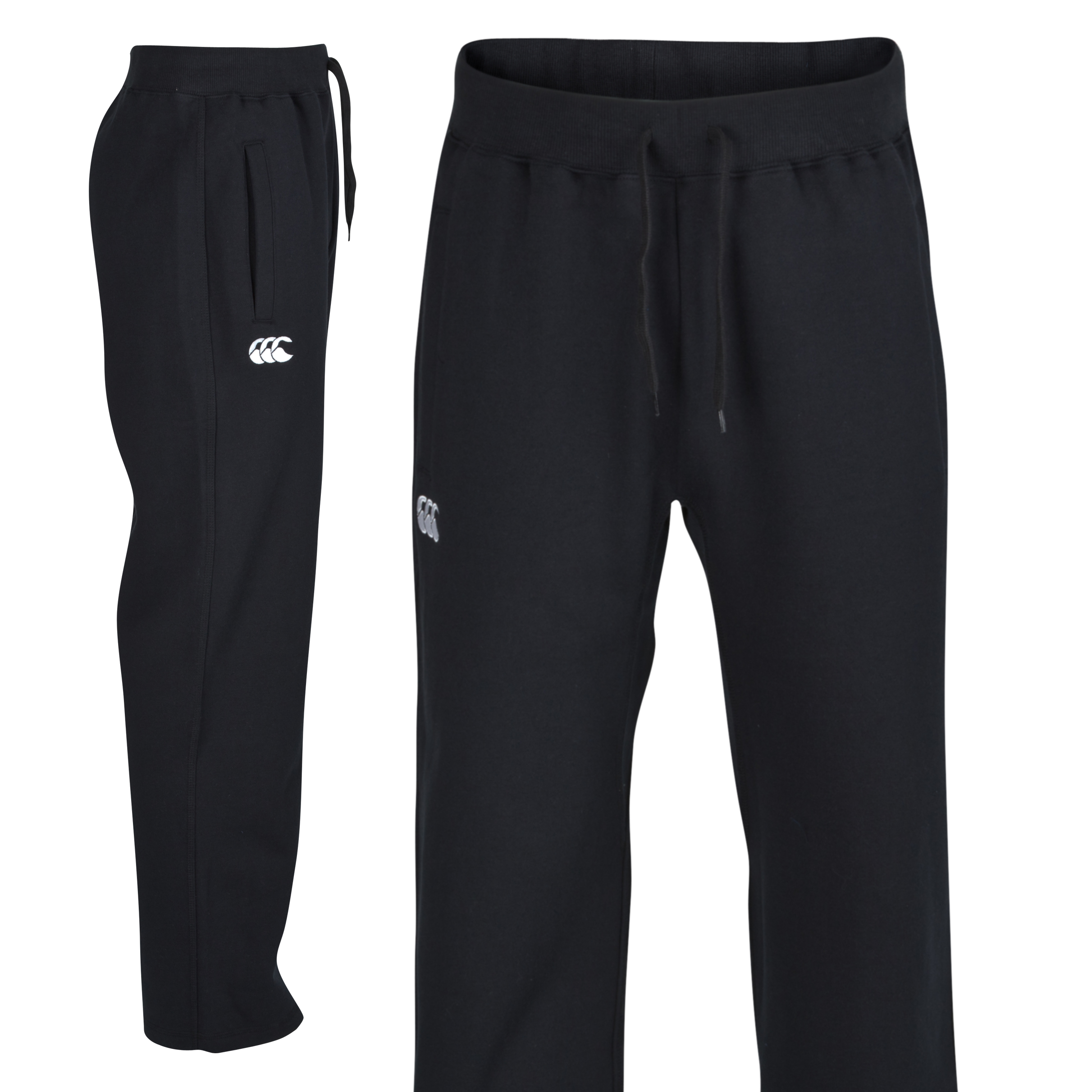 Canterbury Combination Sweat Pant - Black