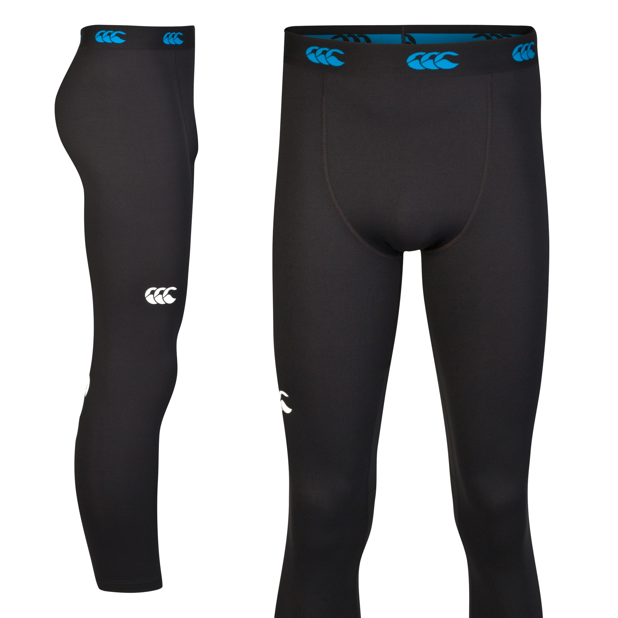 Canterbury Cold Baselayer Leggings - Black - Kids