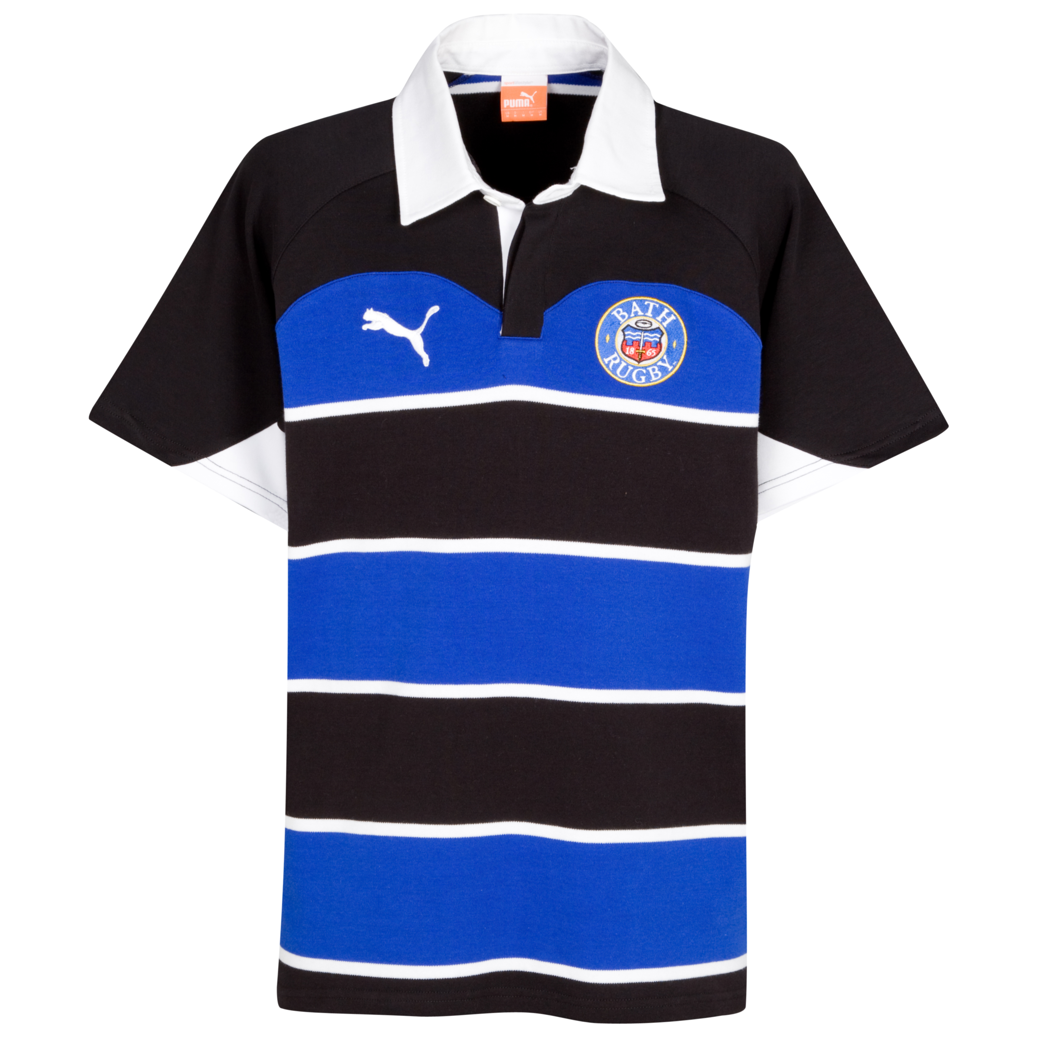 Bath Home Rugby Shirt 2010/12