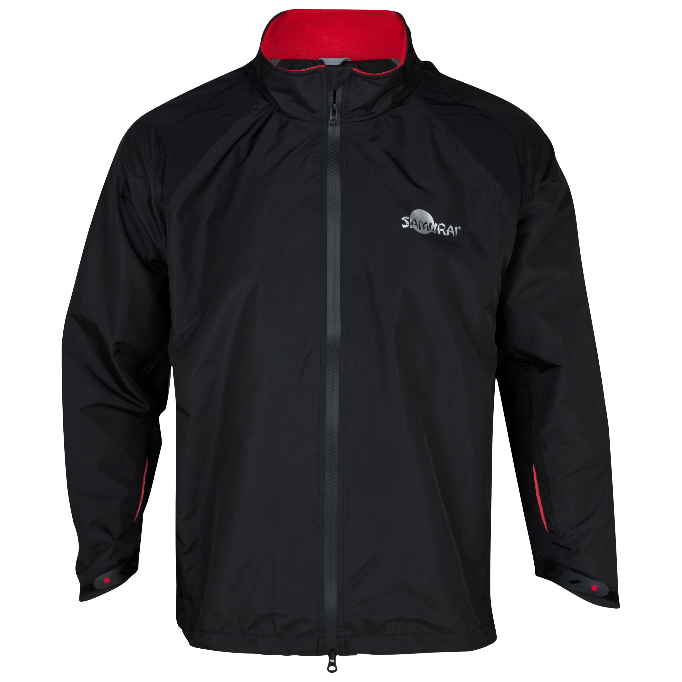 Samurai Rugby Elite Lightweight Jacket - Black