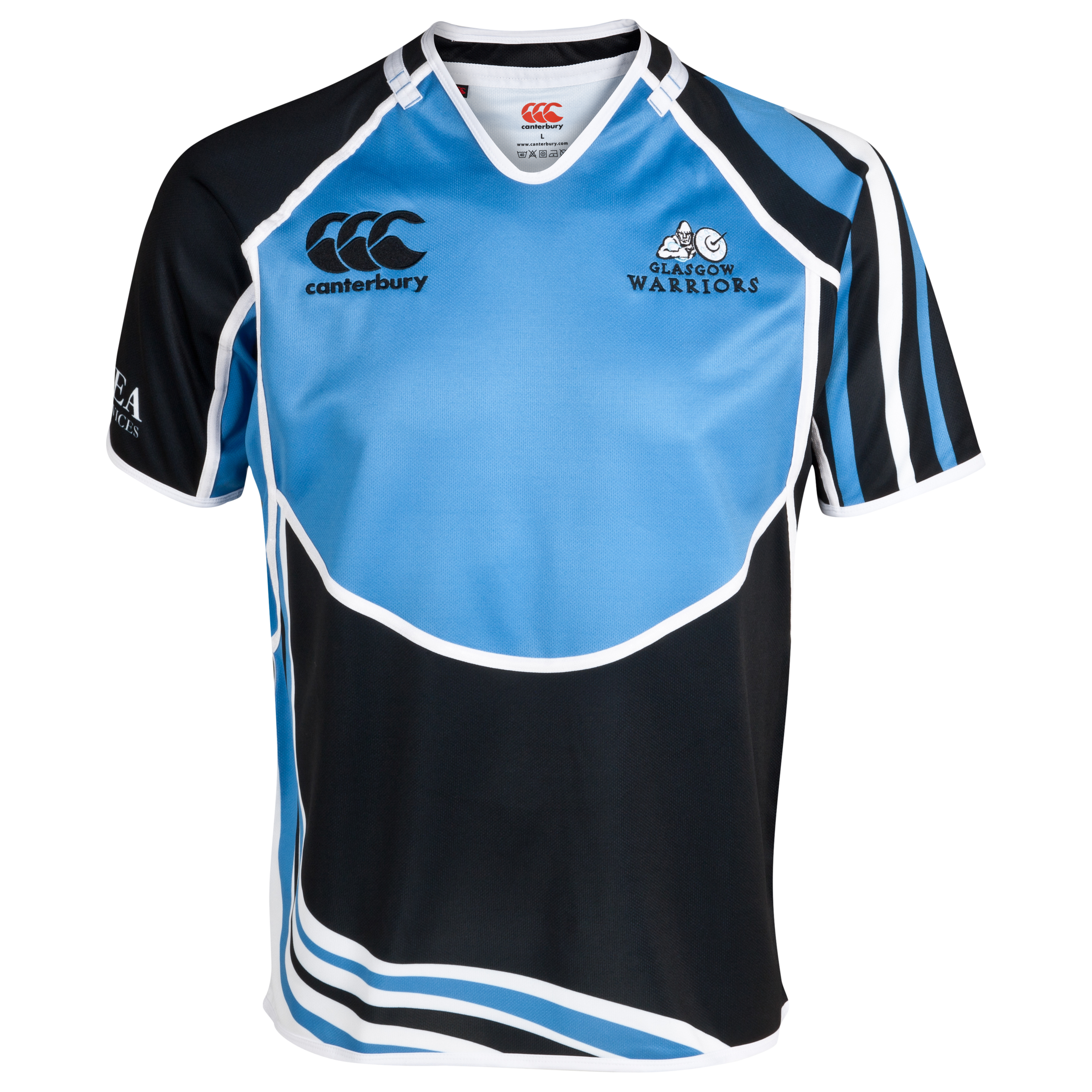 Glasgow Warriors Pro Home Shirt 2012/13