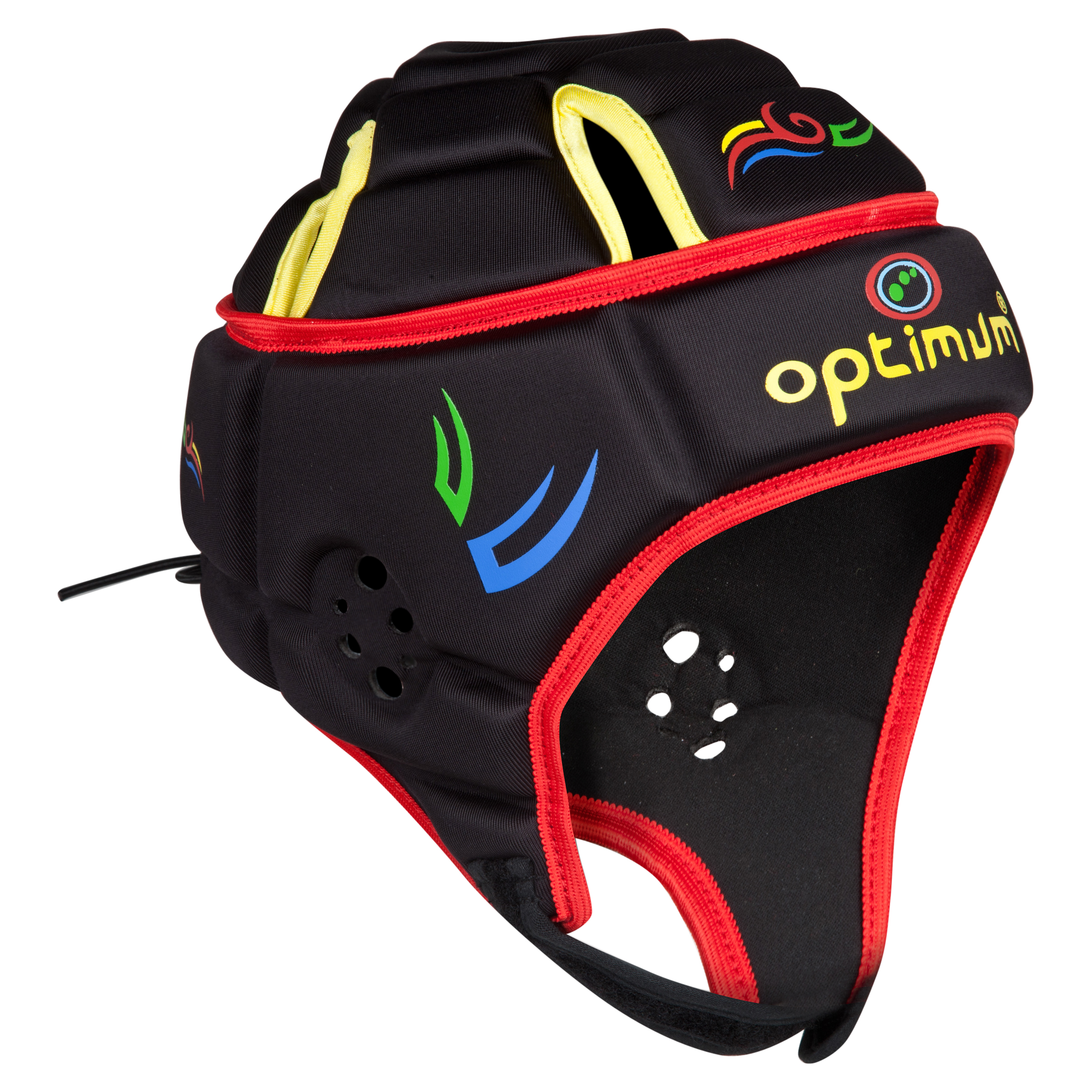 Optimum Rugby Hedweb Classic Tribal Headguard - Bokka