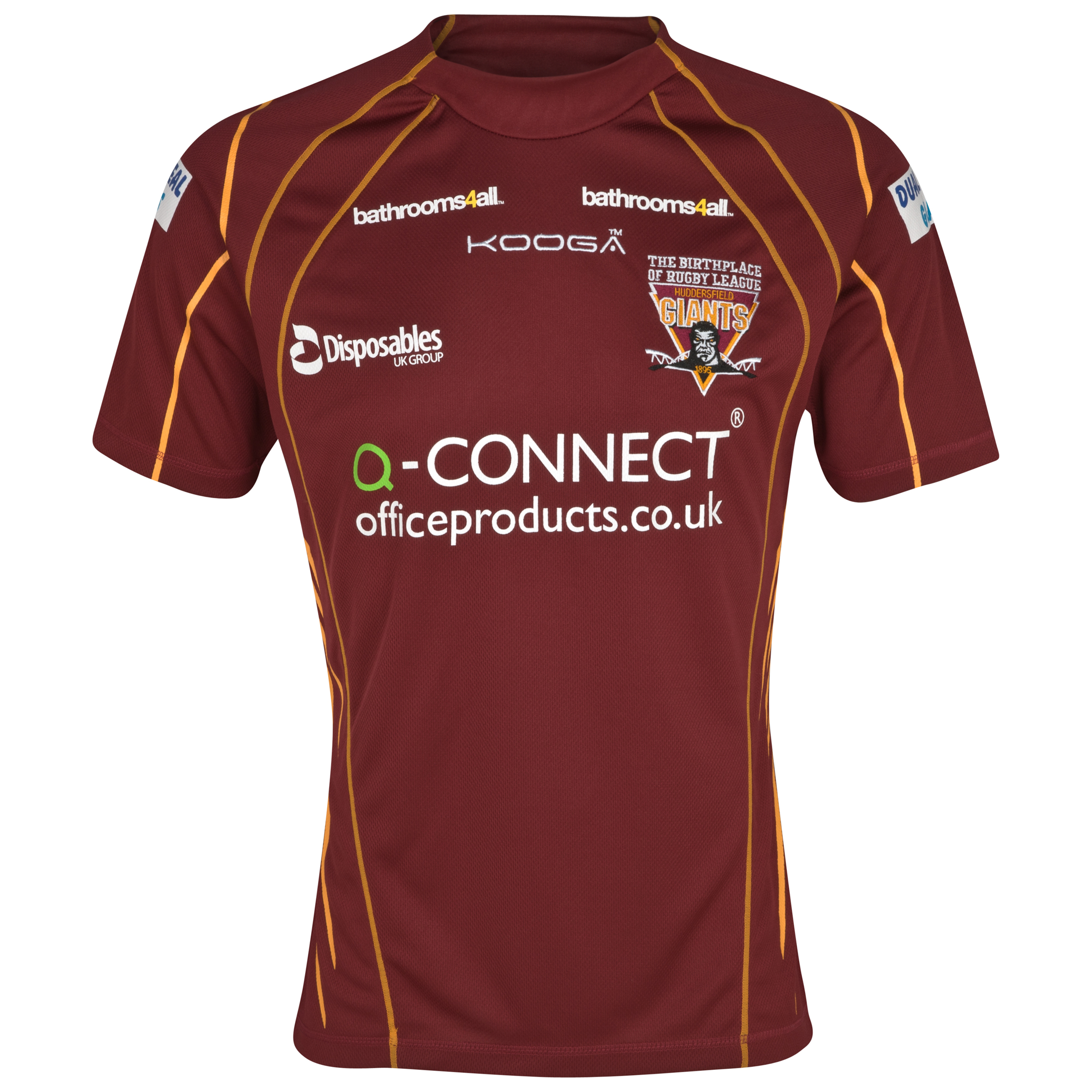 Huddersfield Giants Home Shirt 2012/13