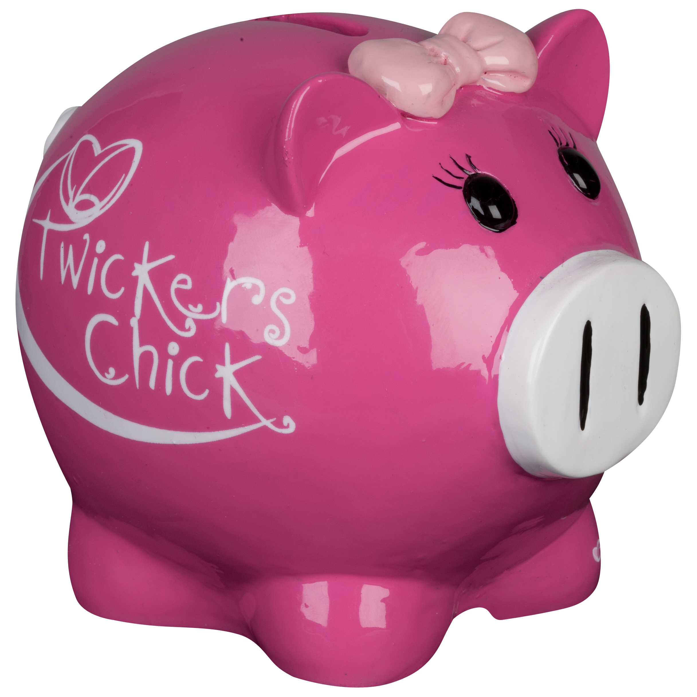 England Rugby Twickers Chick Piggy Bank