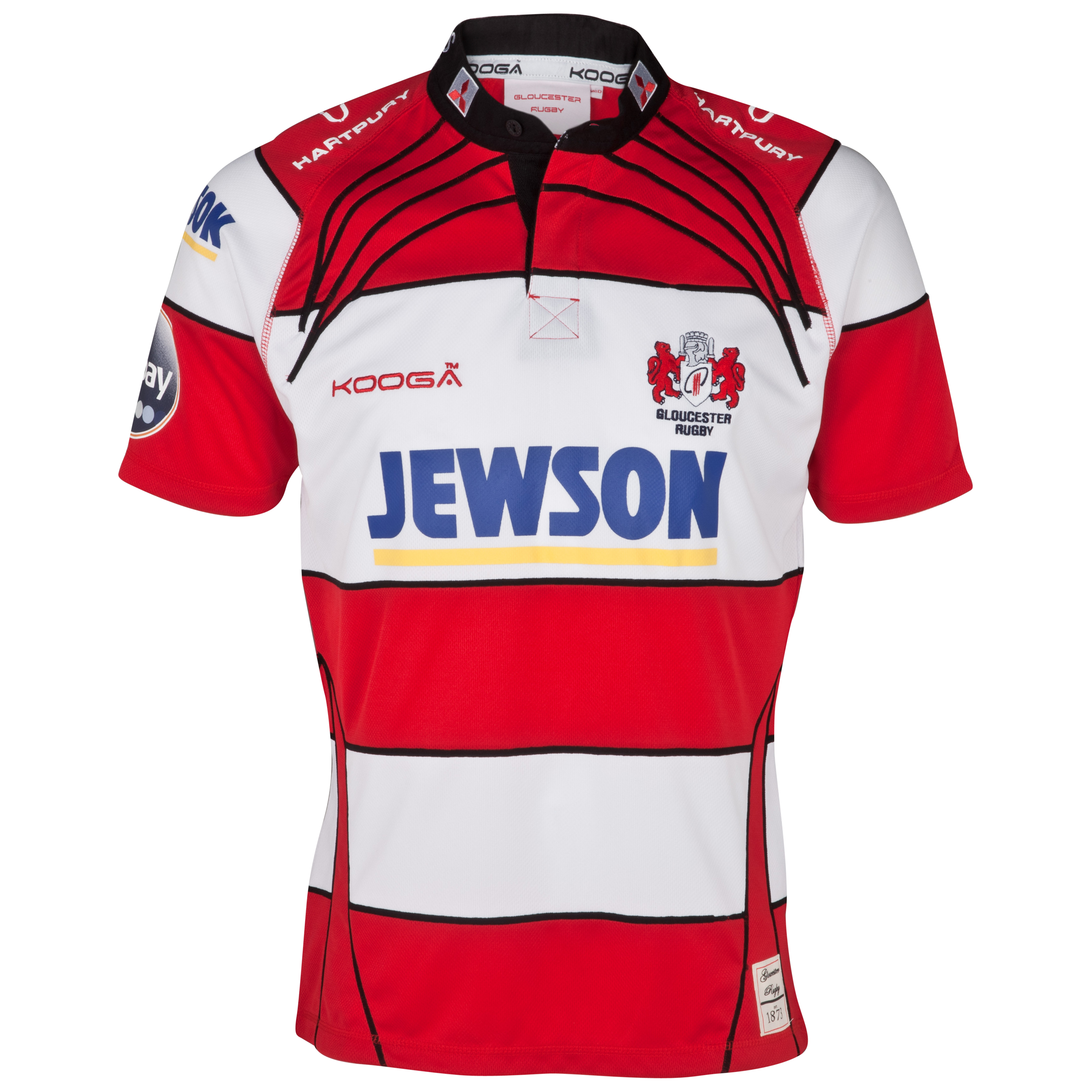 Gloucester Home Supporters Shirt 2012/13