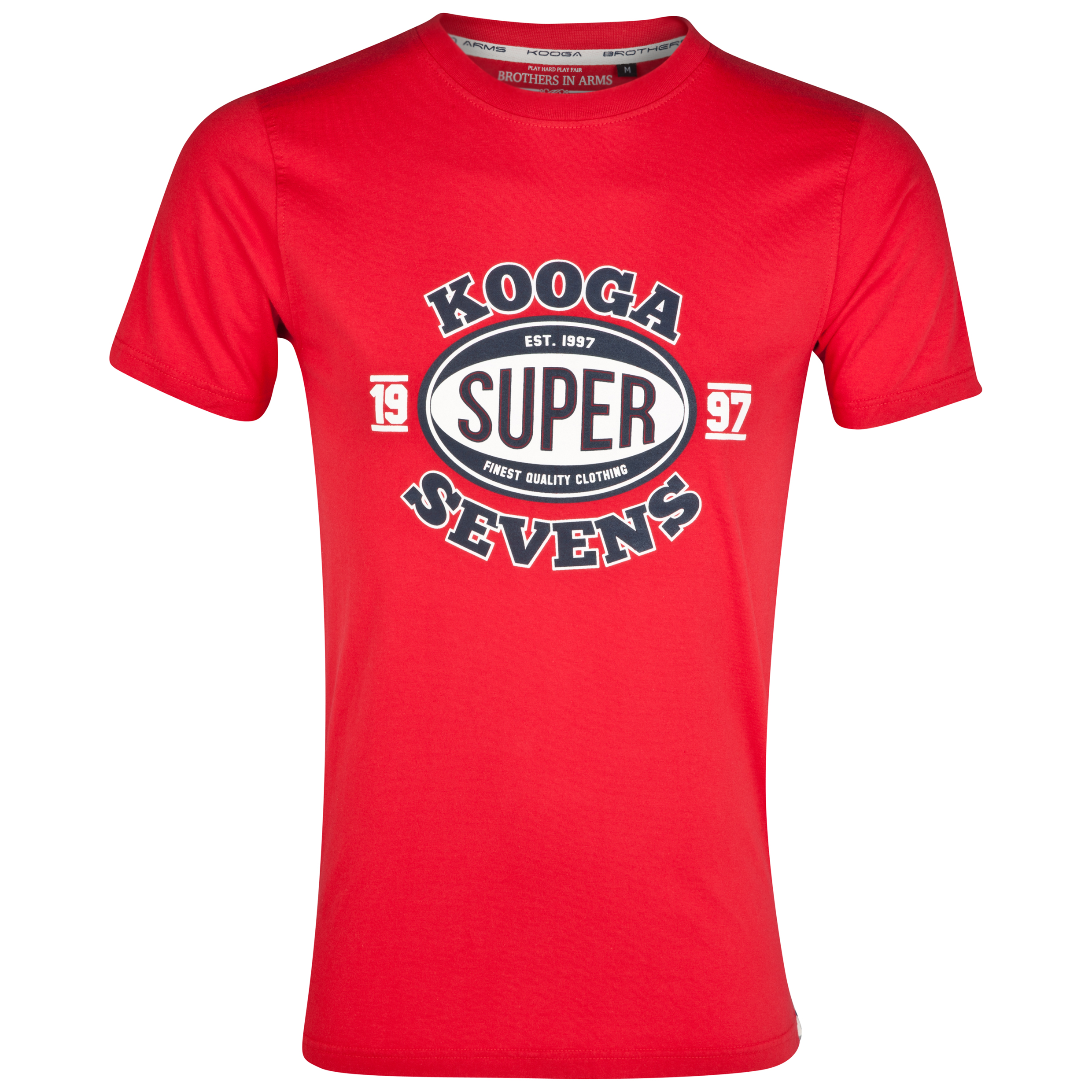Kooga T-Shirt - Bright Red
