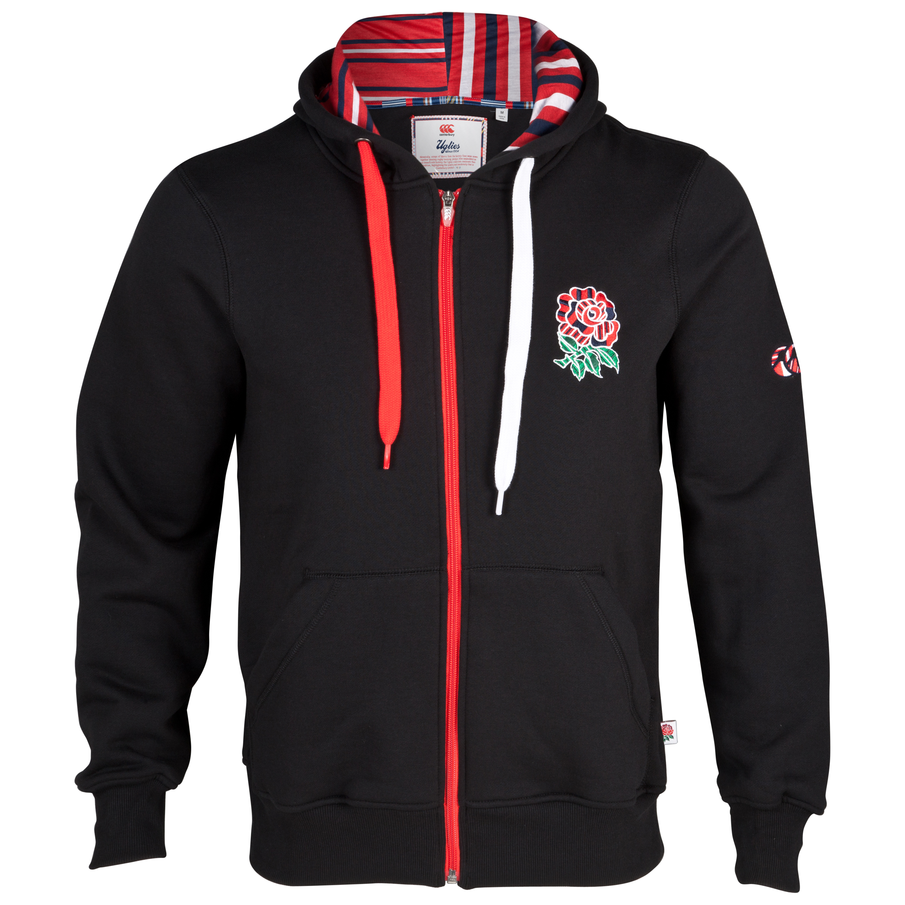 England Uglies 'Exclusive' Full Zip Hoody