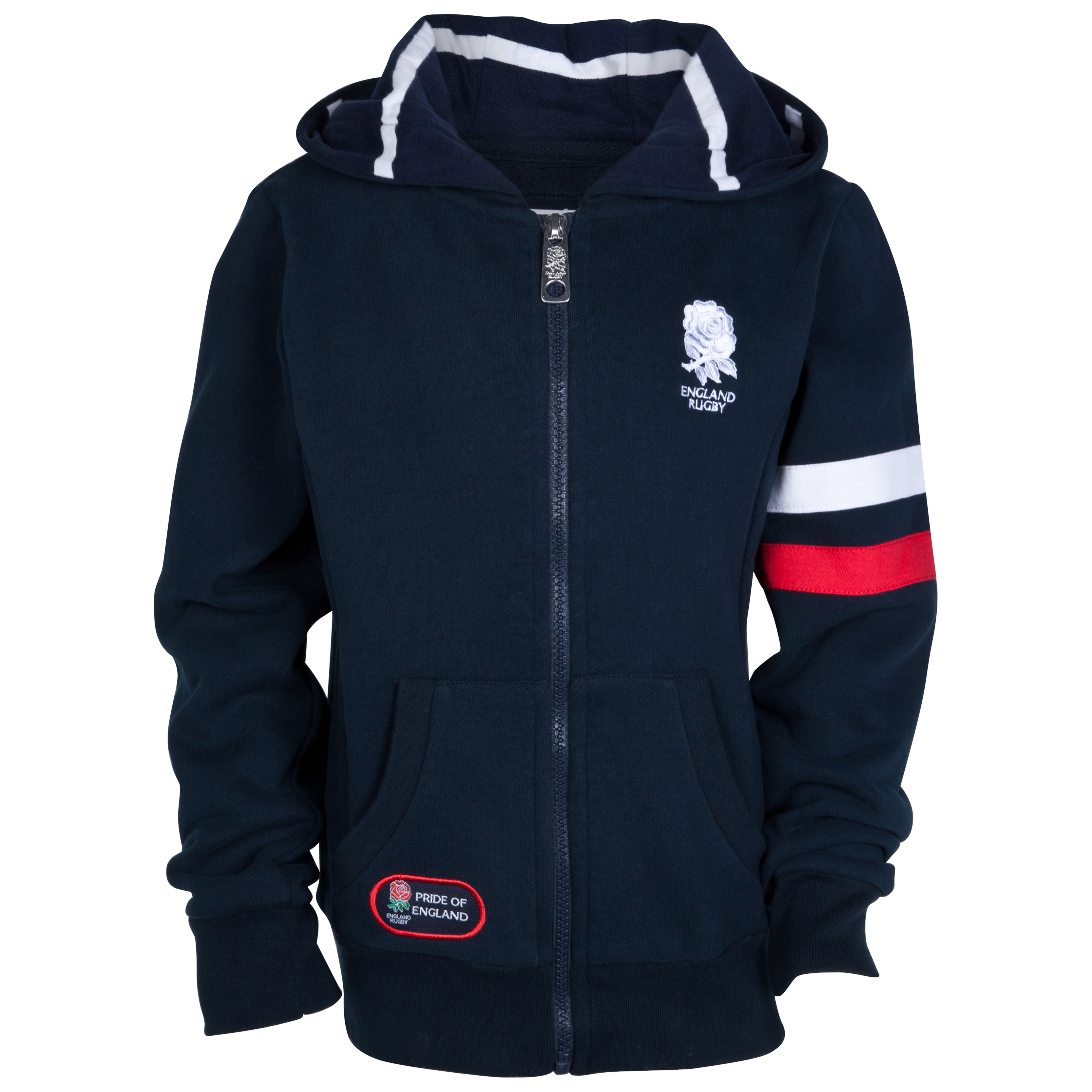 England Rugby Classic Collection Future Captain Hoody - Infant Boys