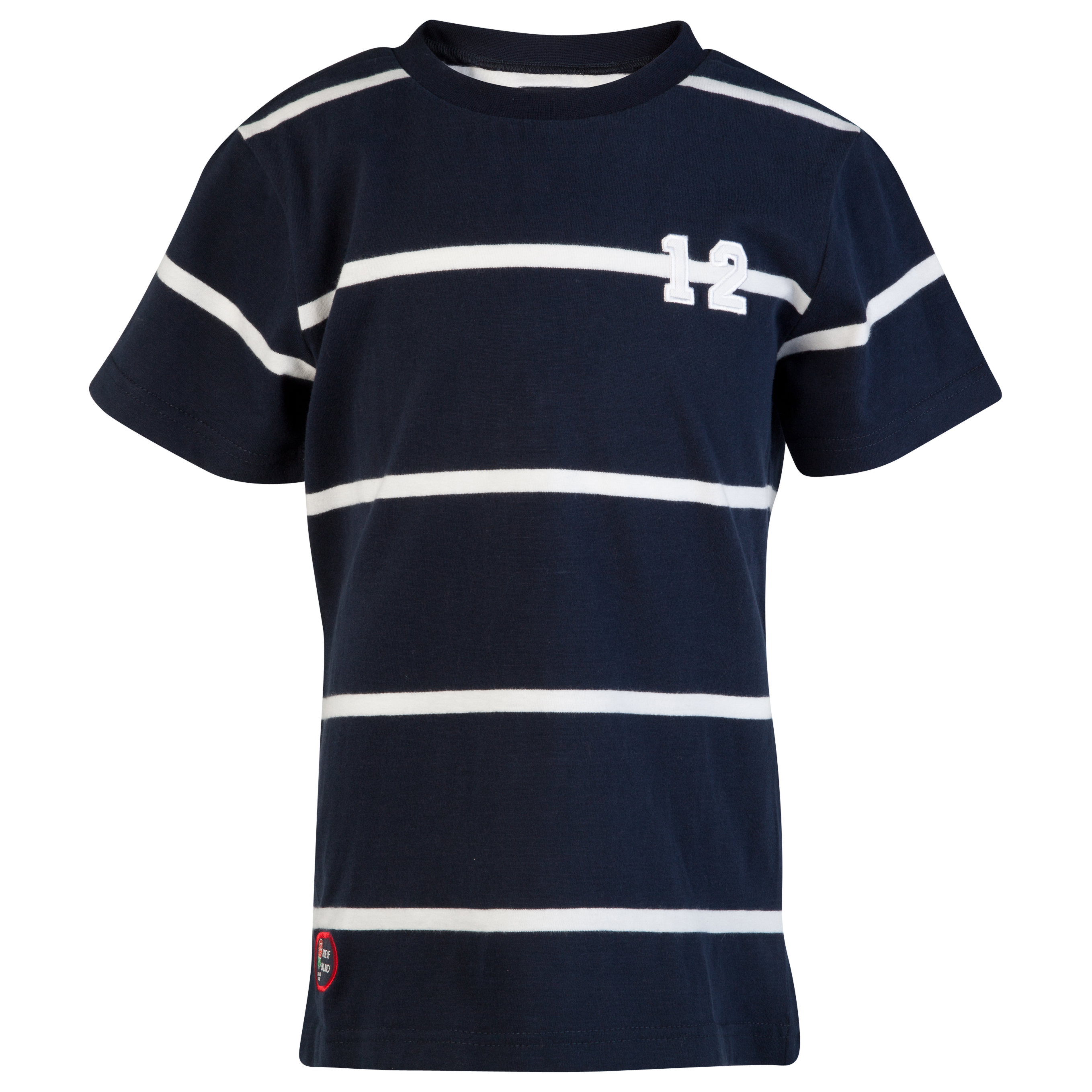 England Rugby Classic Collection Striped T-Shirt - Infant Boys