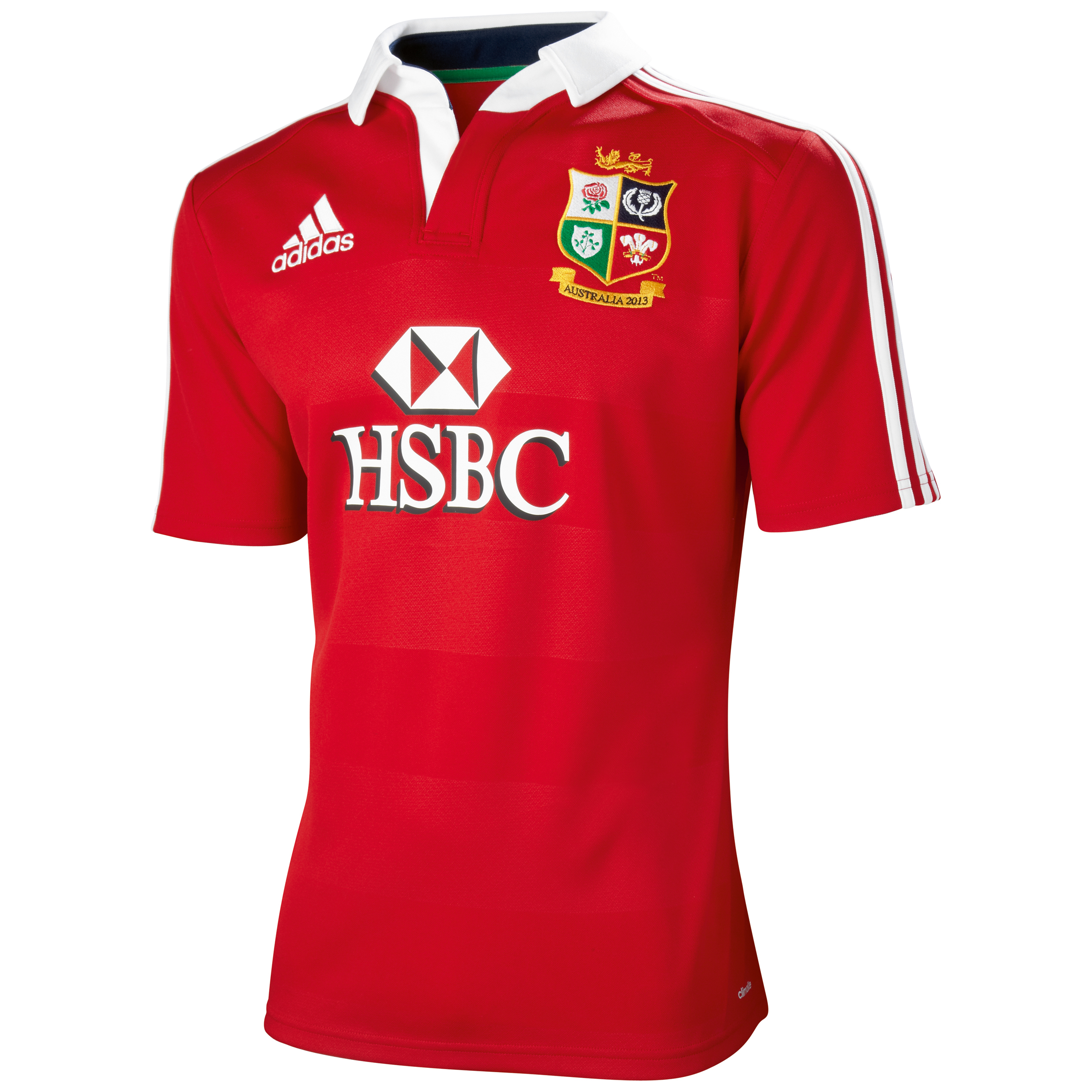 adidas British and Irish Lions Home Shirt 2013