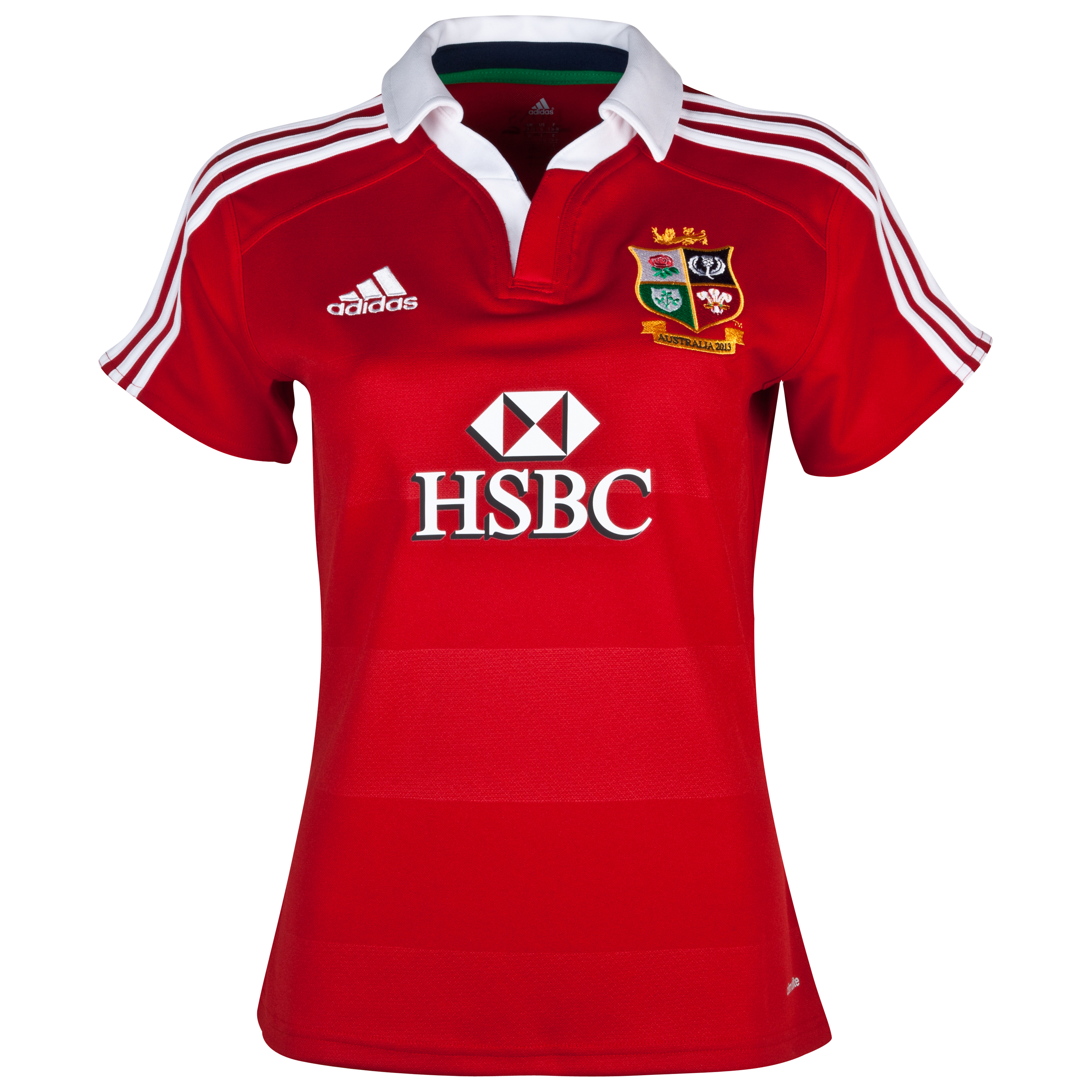 adidas British and Irish Lions Home Shirt 2013 - Womens