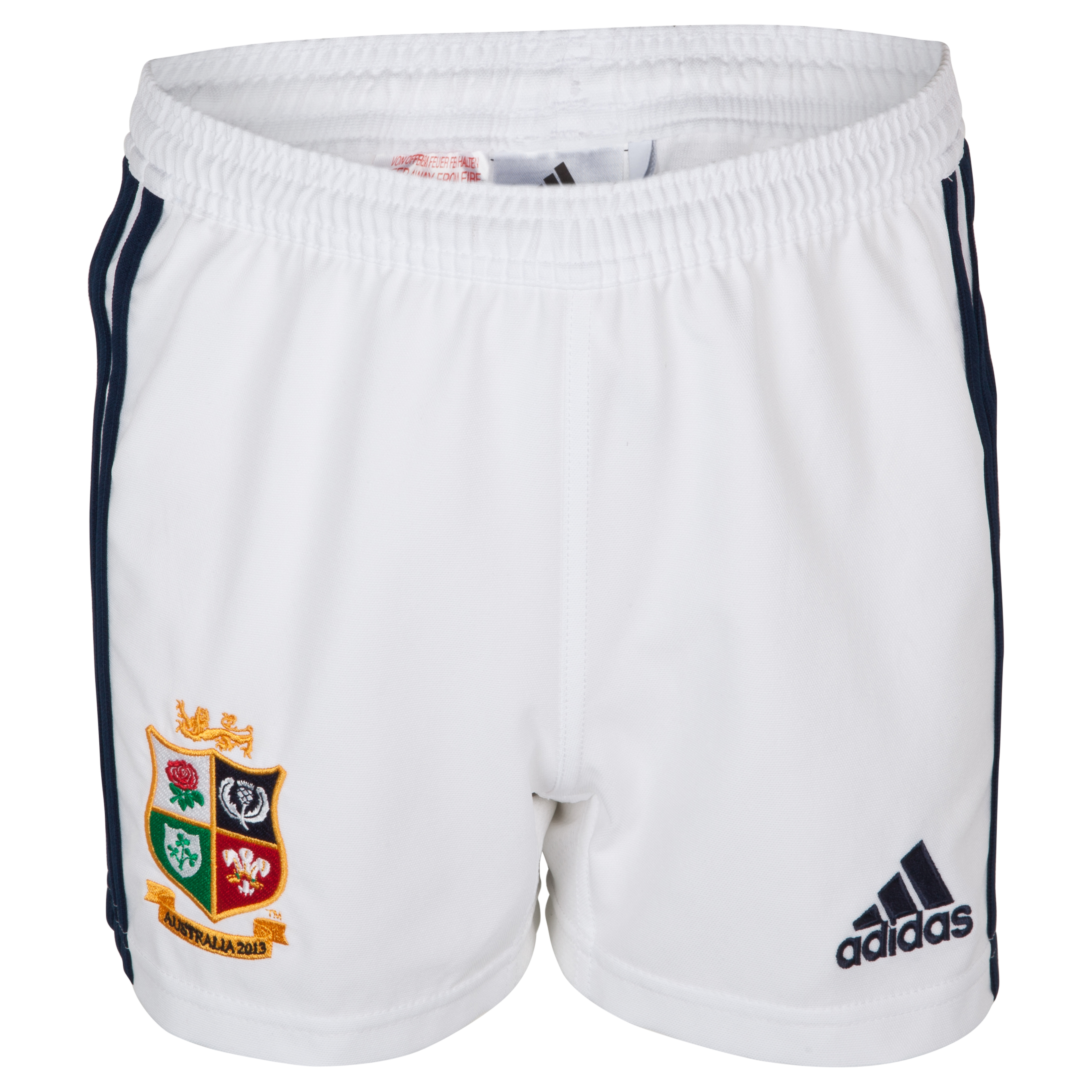 adidas British and Irish Lions Home Shorts 2013  - Youths