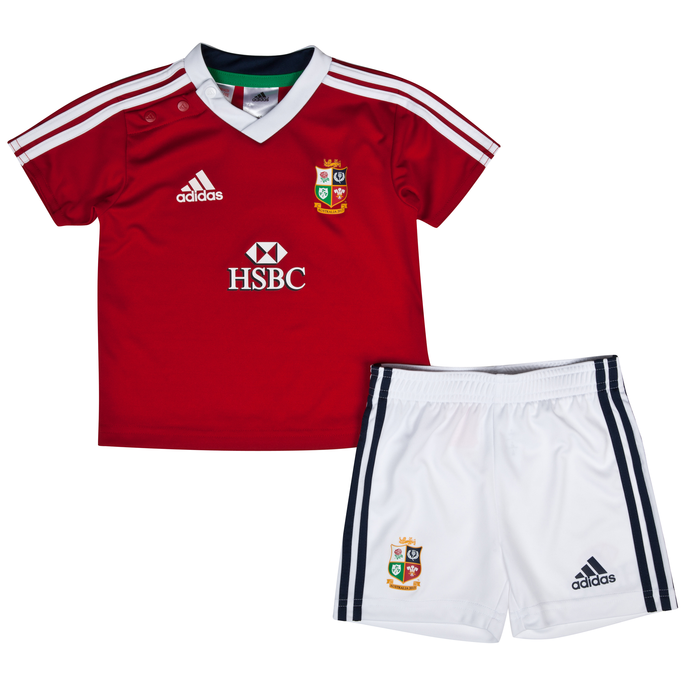 adidas British and Irish Lions Baby Kit 2013