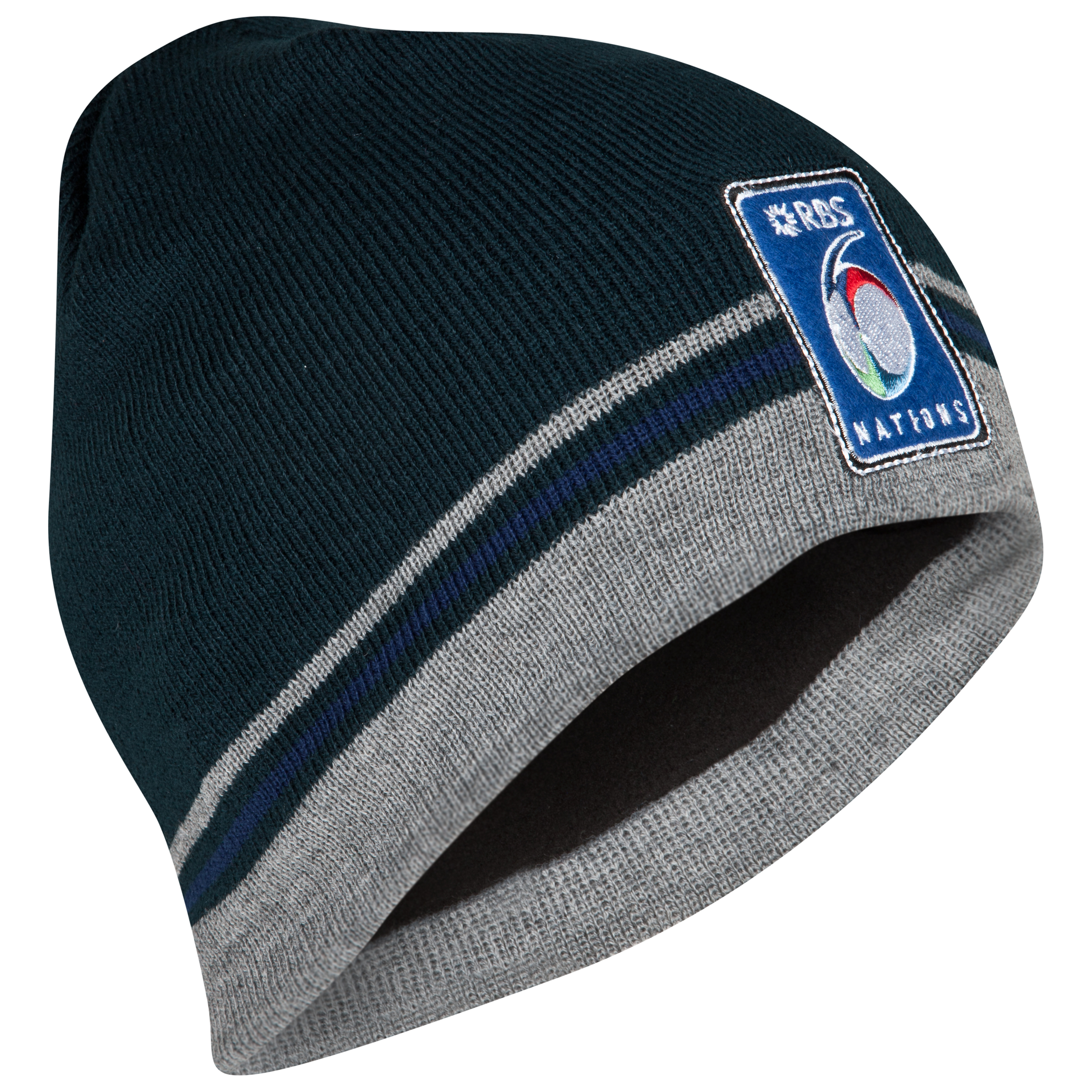 RBS 6 Nations Classic Beanie - Navy